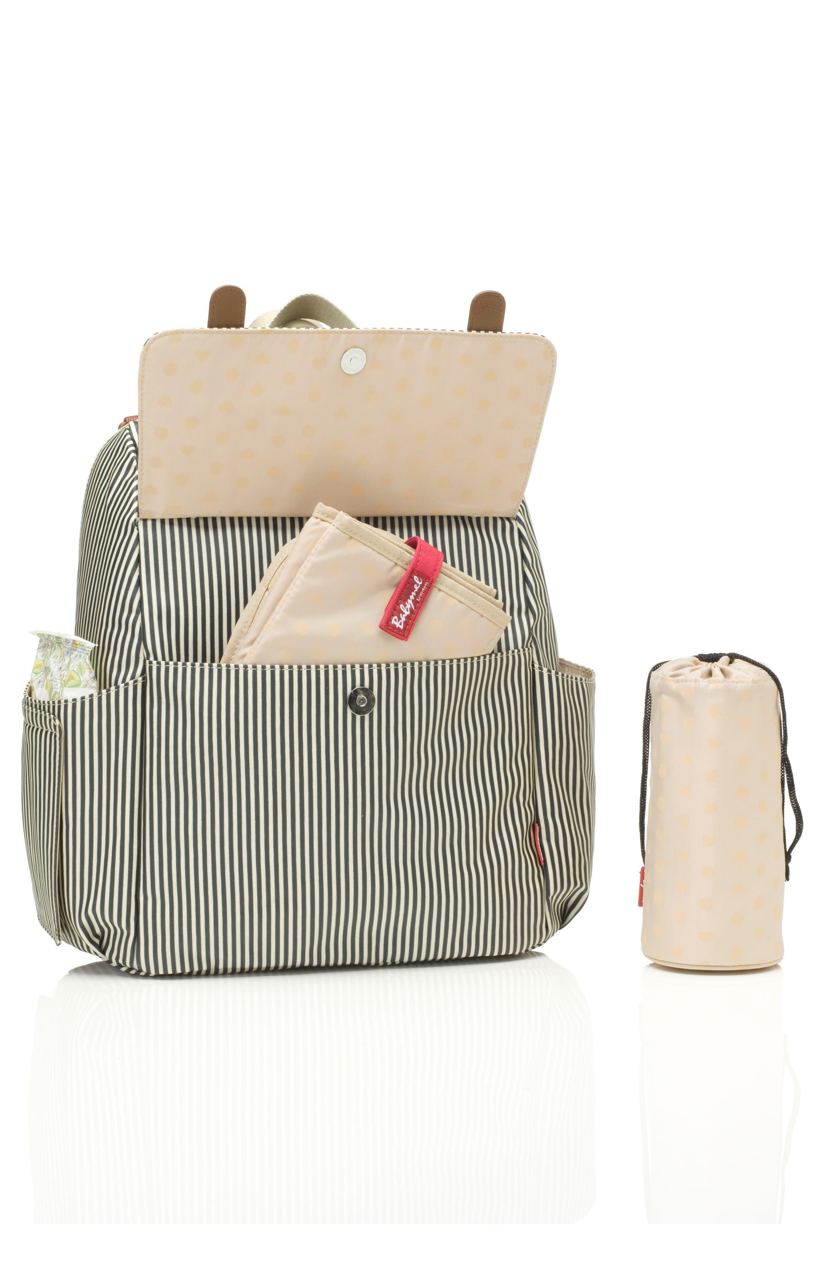 Alternate Image 7  - Babymel Robyn Convertible Diaper Backpack