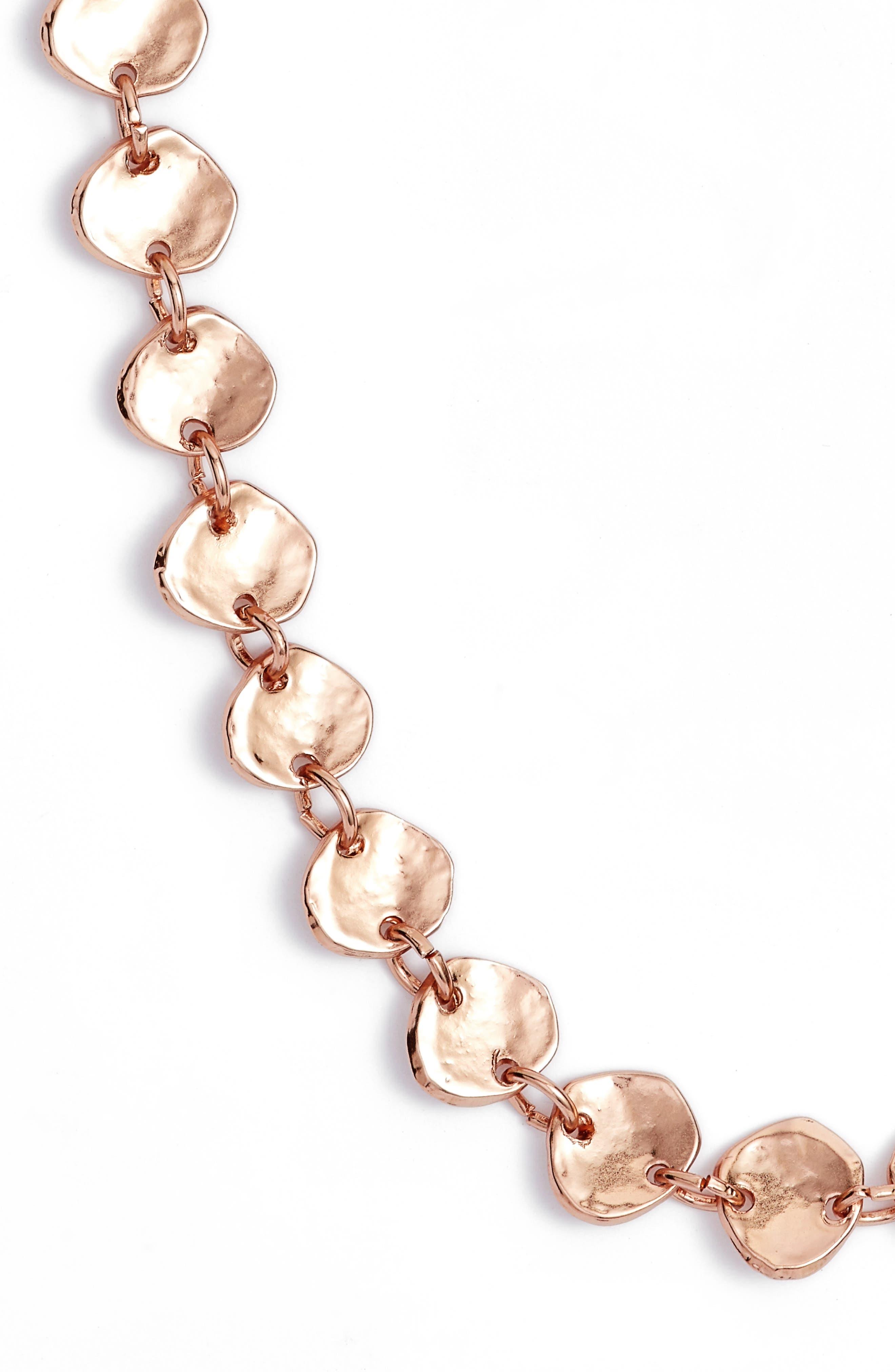 Alternate Image 2  - Karine Sultan Sophia Long Necklace