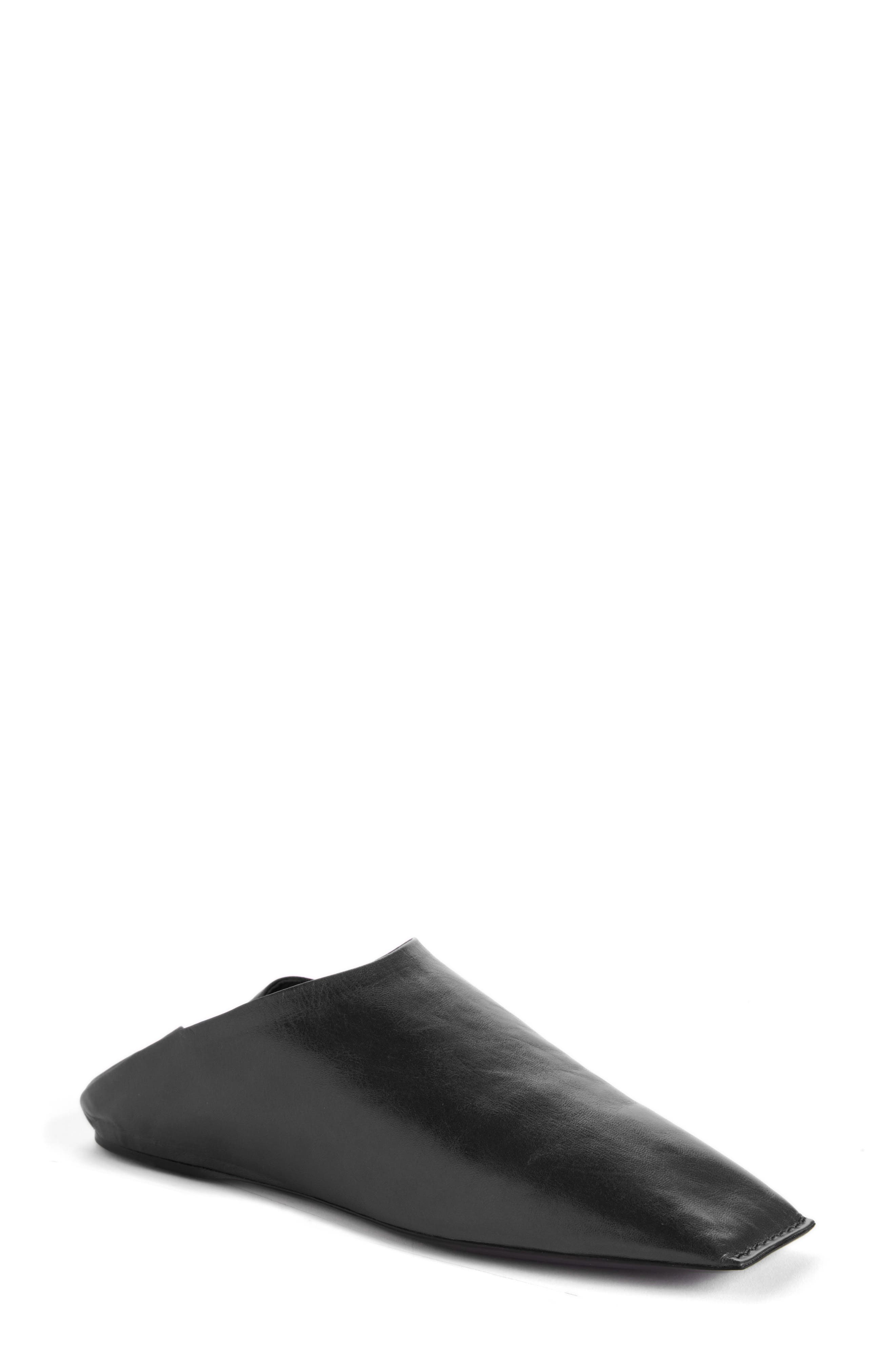 Alternate Image 1 Selected - Balenciaga Square Toe Mule (Women)