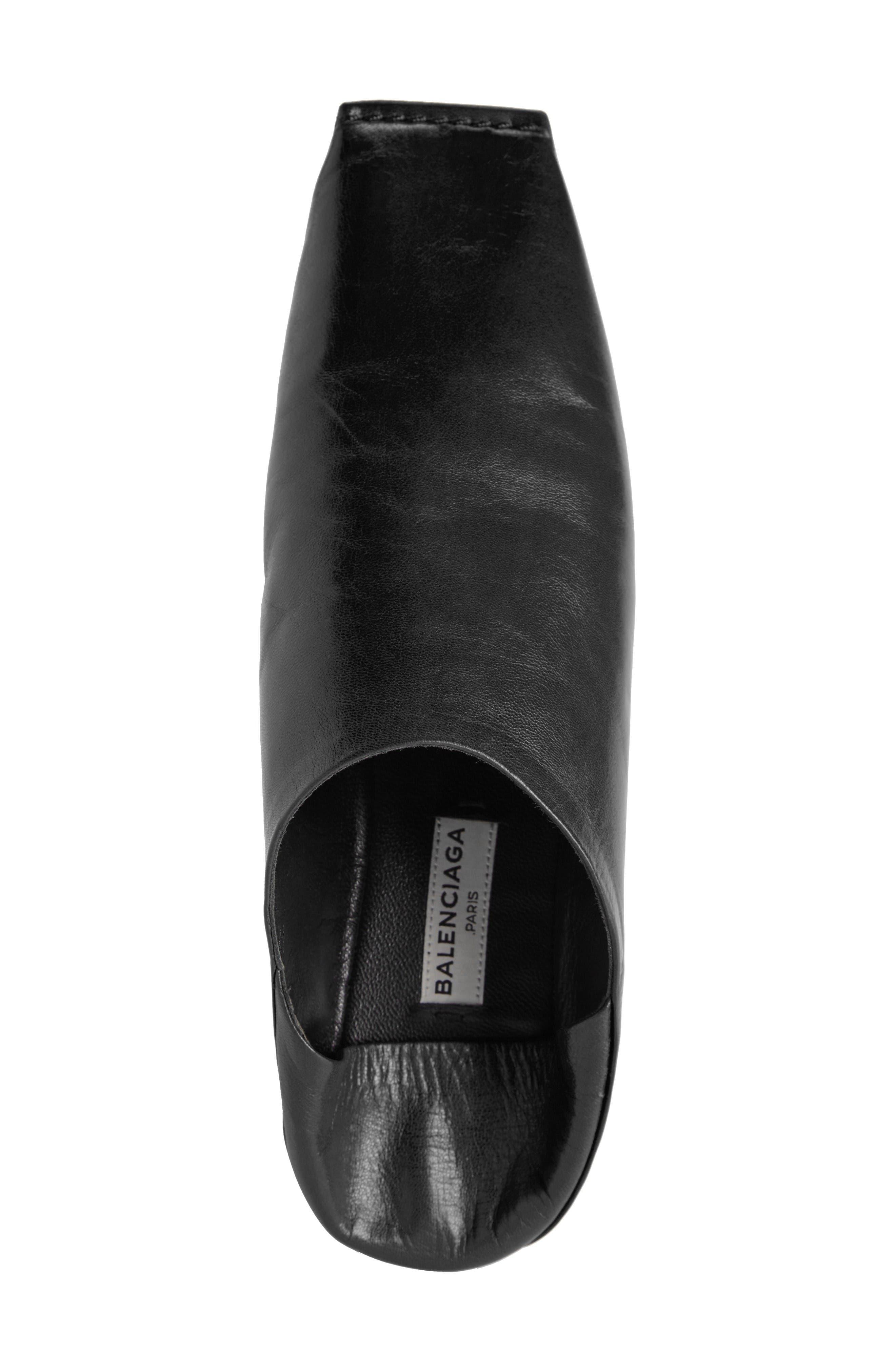 Alternate Image 3  - Balenciaga Square Toe Mule (Women)