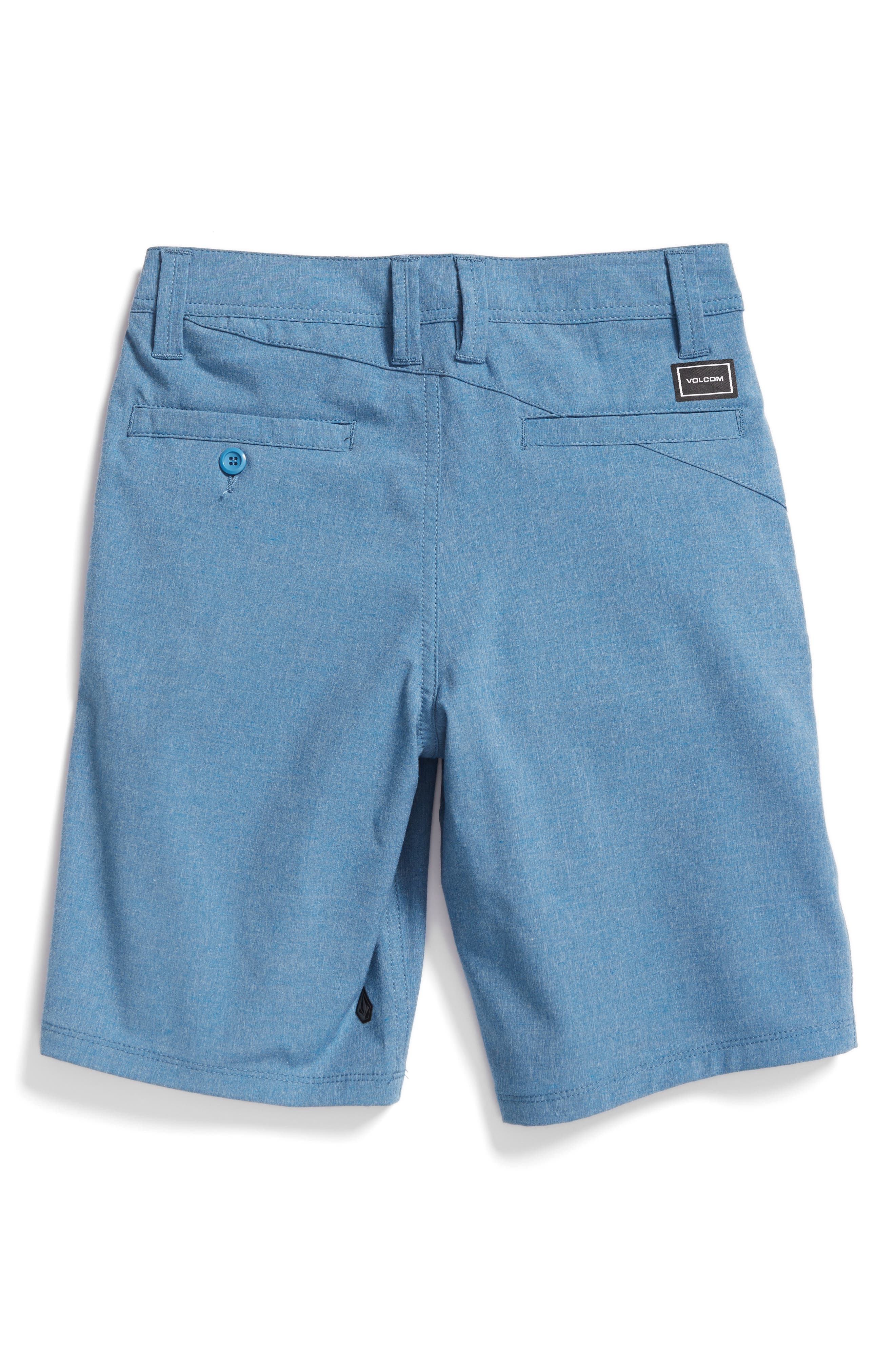 Alternate Image 2  - Volcom Surf N' Turf Static Hybrid Shorts (Toddler Boys, Little Boys & Big Boys)