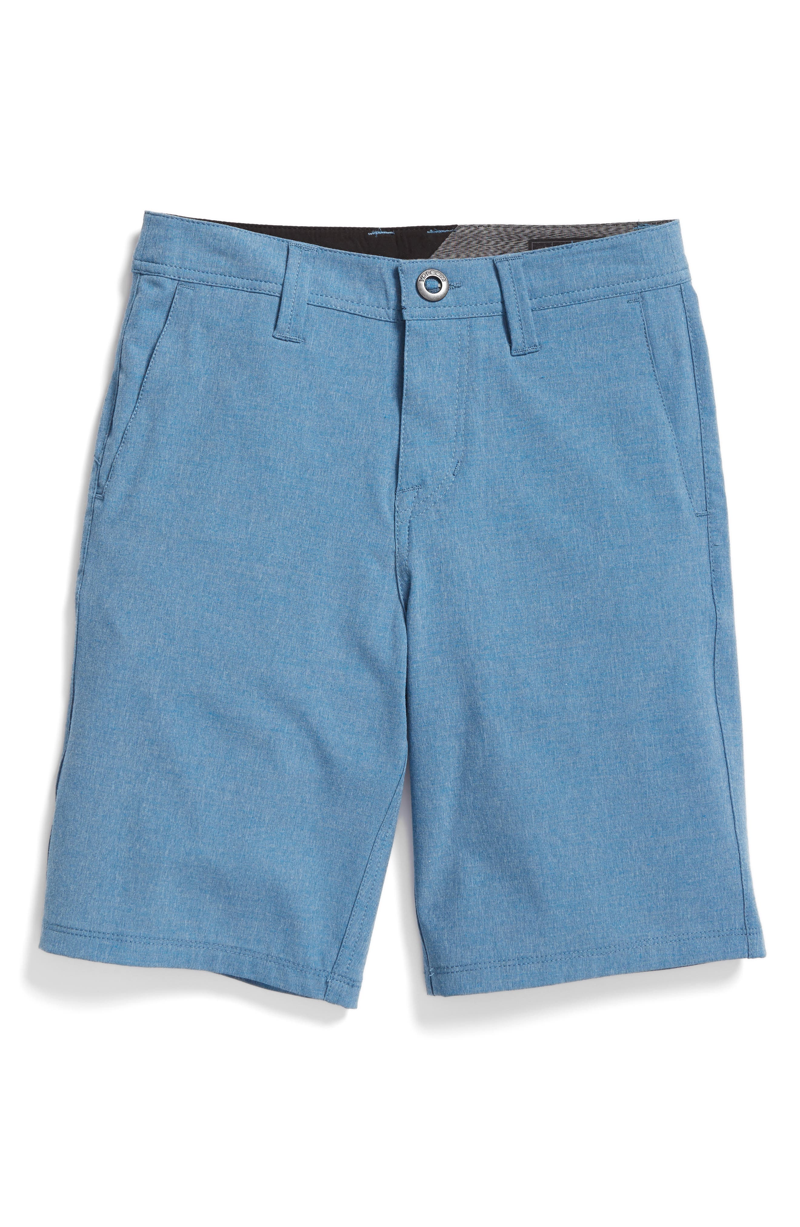 Main Image - Volcom Surf N' Turf Static Hybrid Shorts (Toddler Boys, Little Boys & Big Boys)