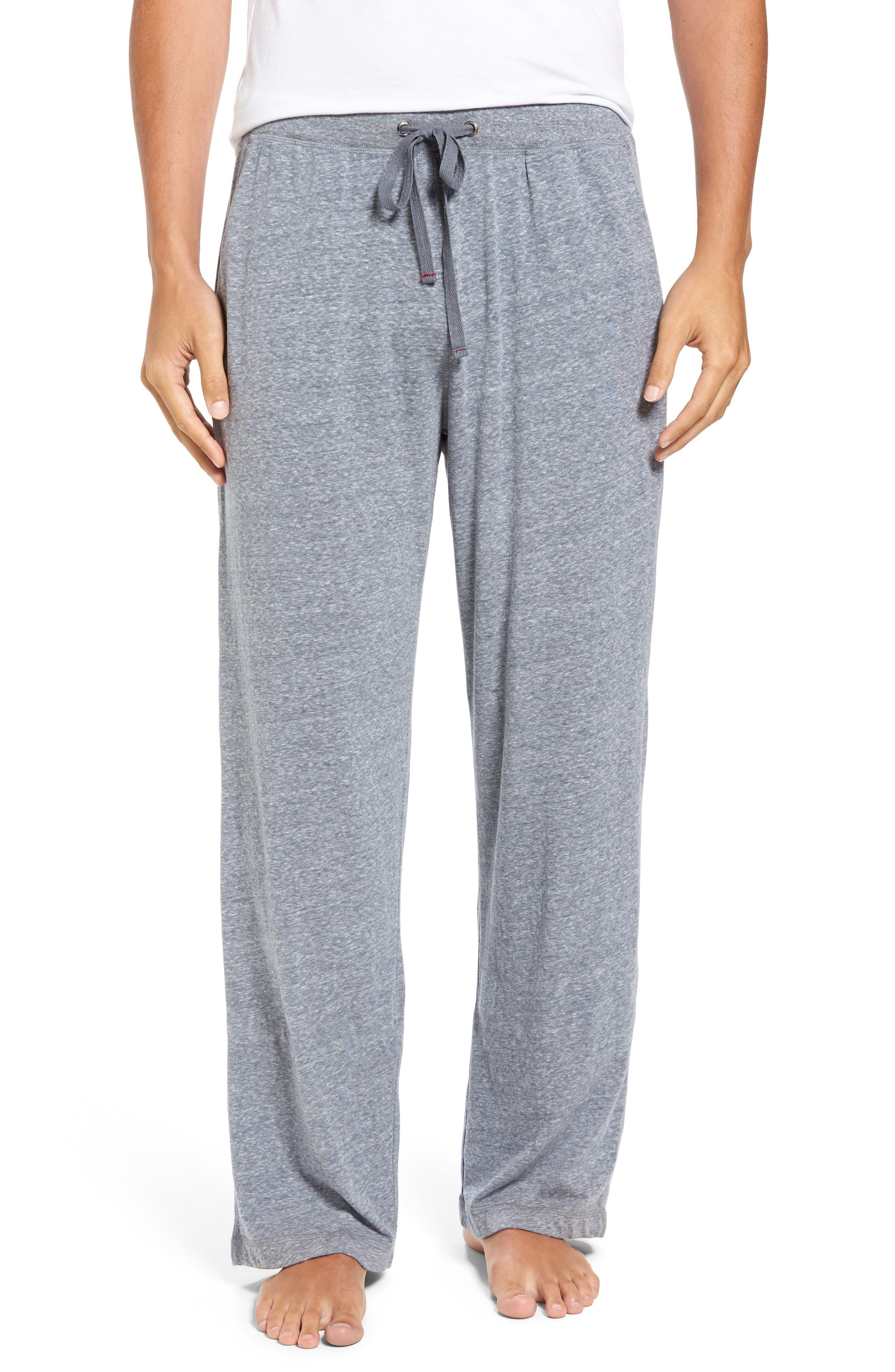 Alternate Image 1 Selected - Daniel Buchler Recycled Cotton Blend Lounge Pants
