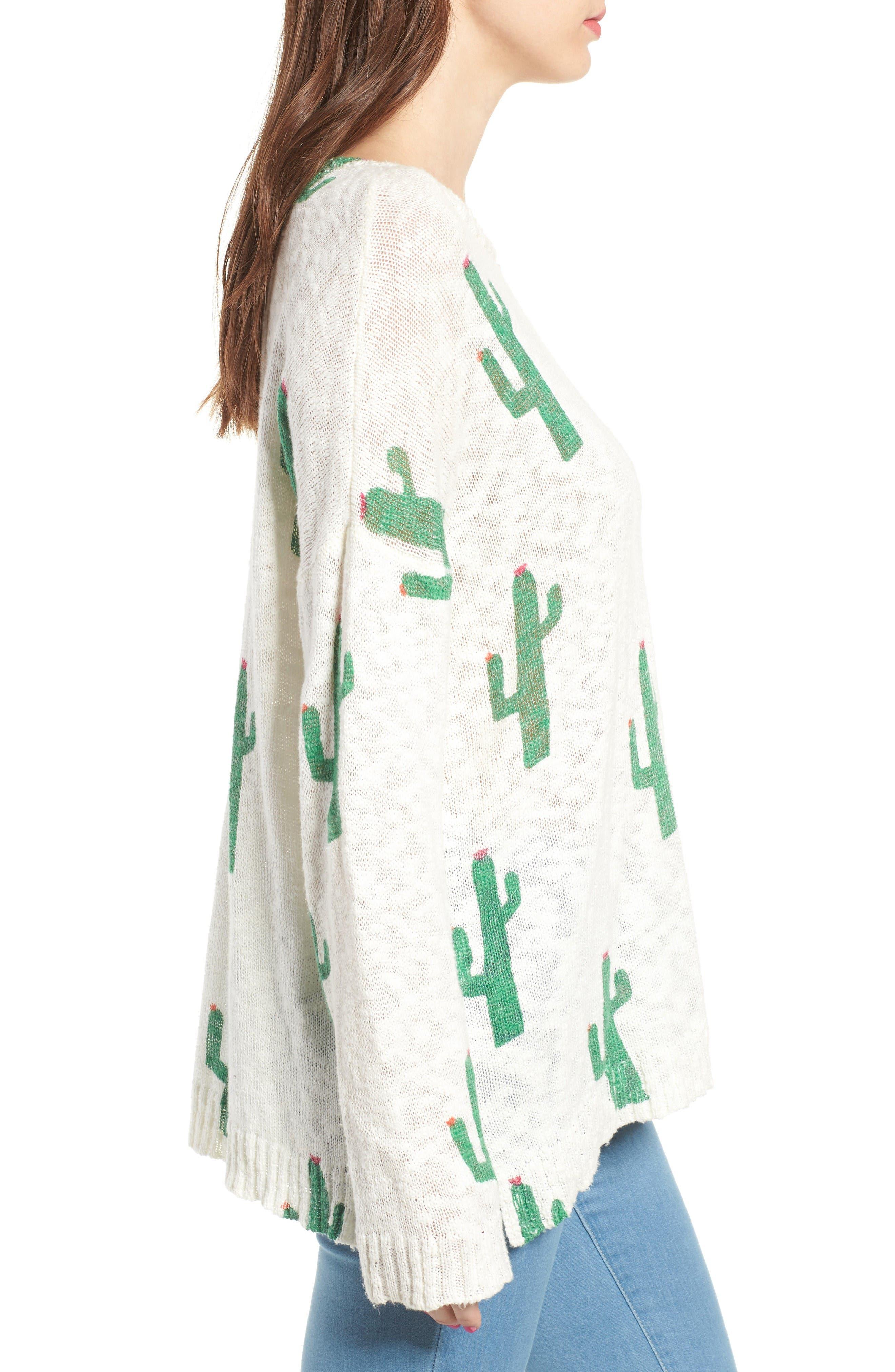 Alternate Image 3  - Show Me Your Mumu Varsity Pullover