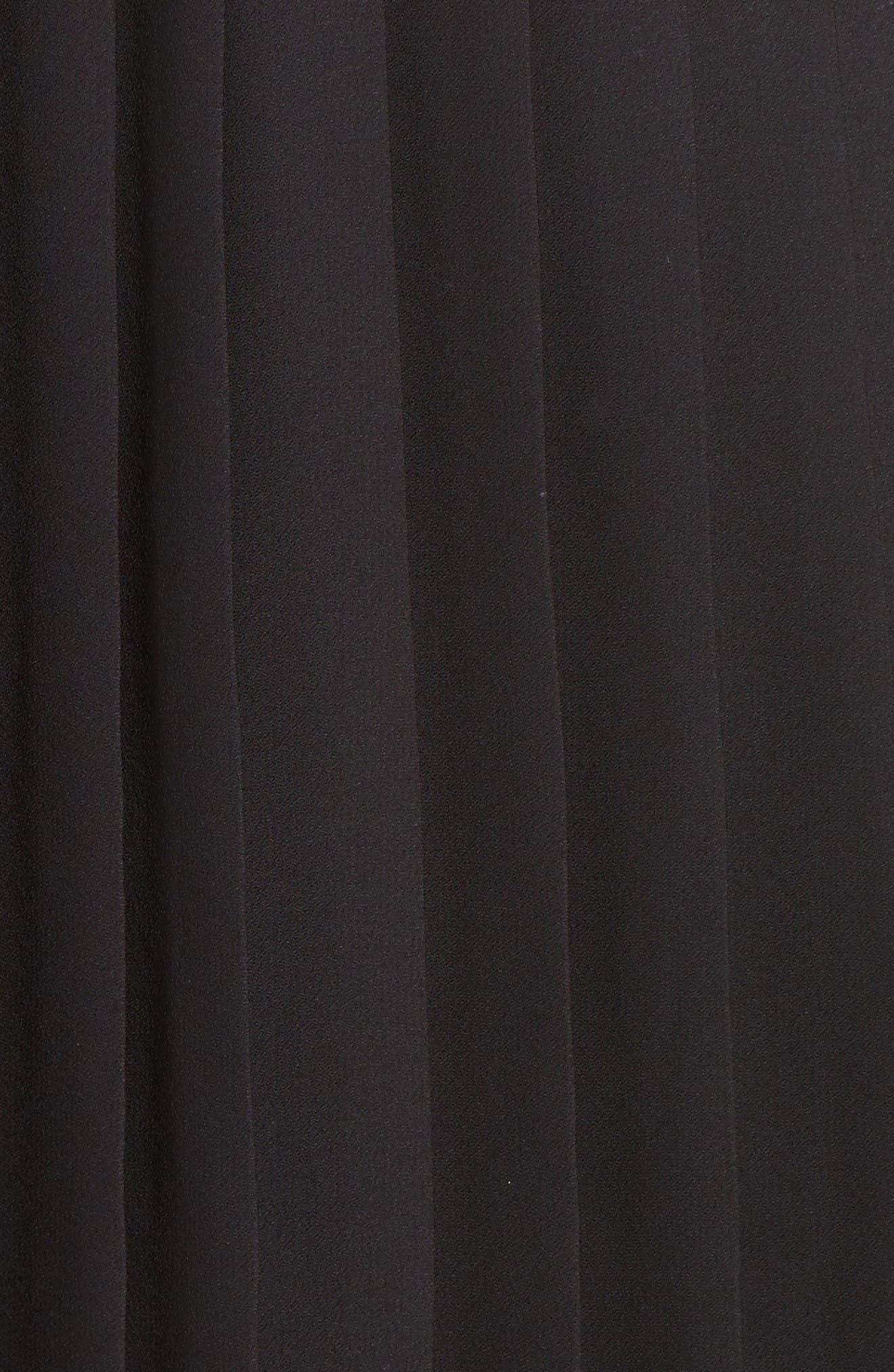 Alternate Image 6  - June & Hudson Pleated Skirt