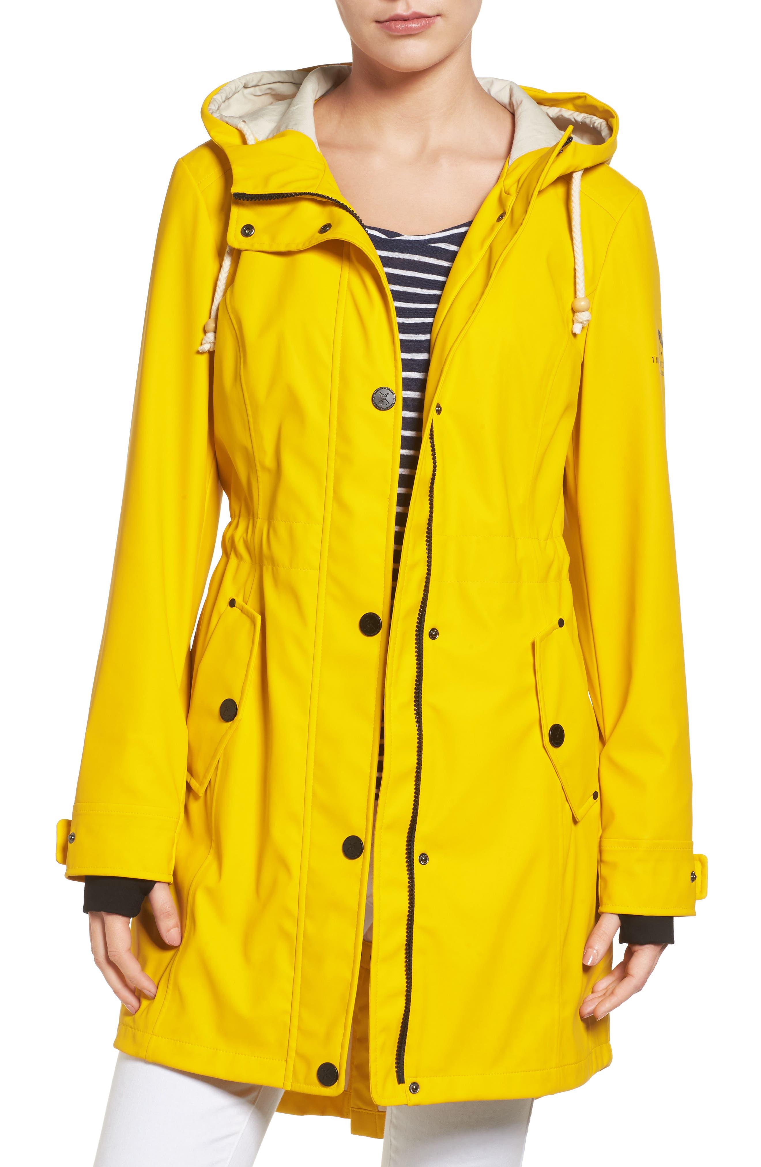 Yellow Rain Coats for Women | Nordstrom | Nordstrom