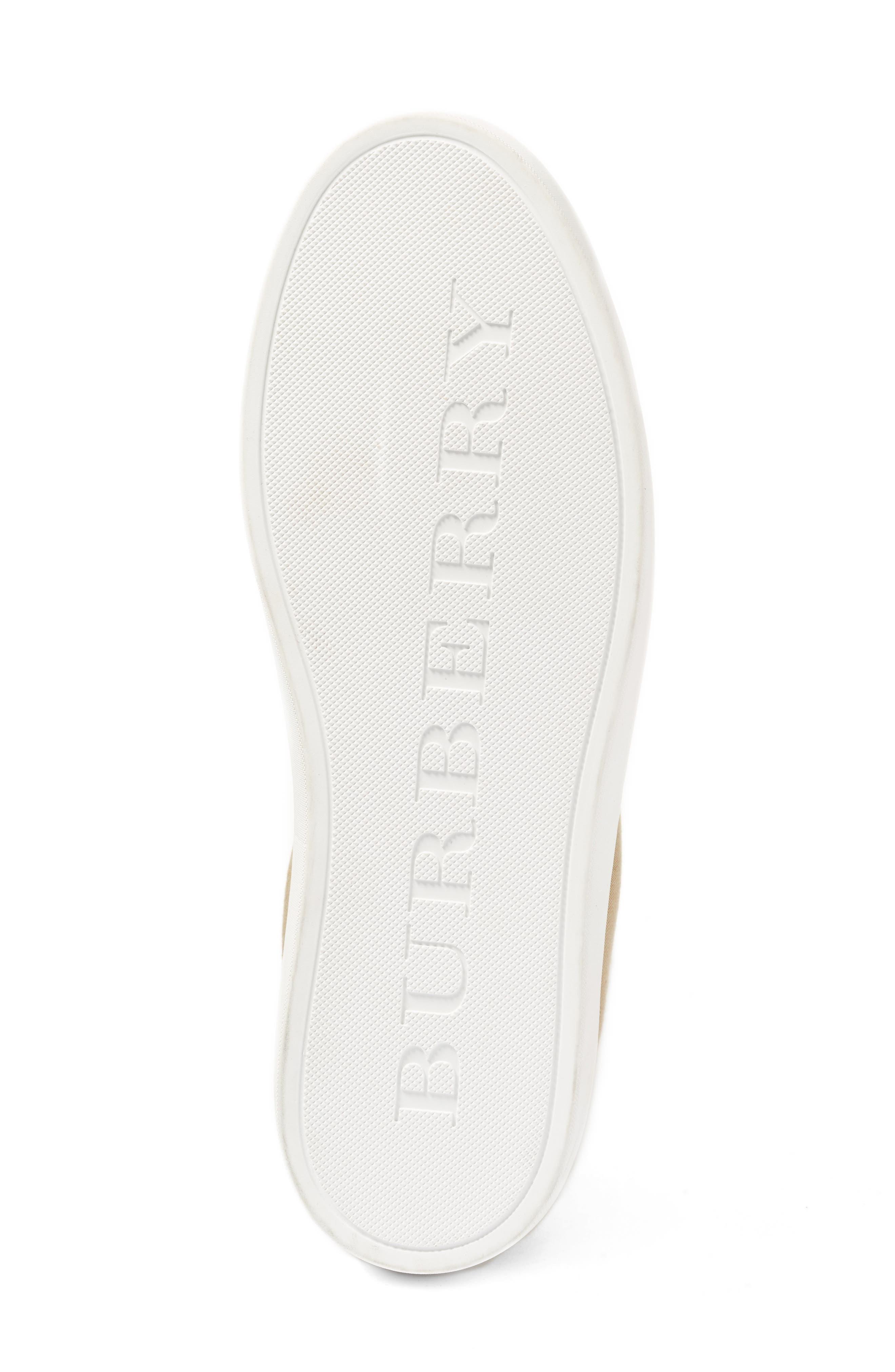 Alternate Image 4  - Burberry Westford Sneaker (Women)