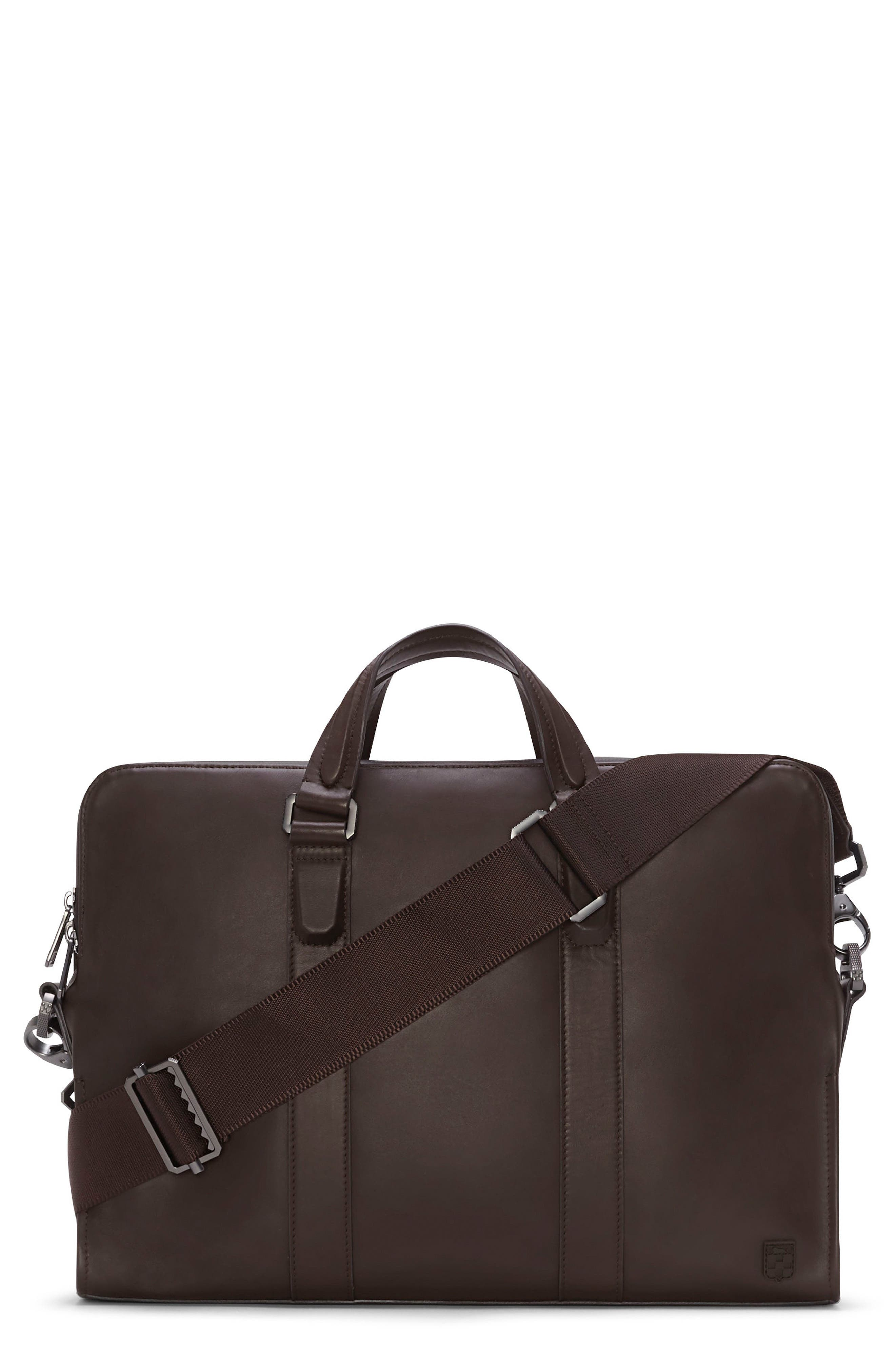 Main Image - Vince Camuto Dopia Leather Briefcase