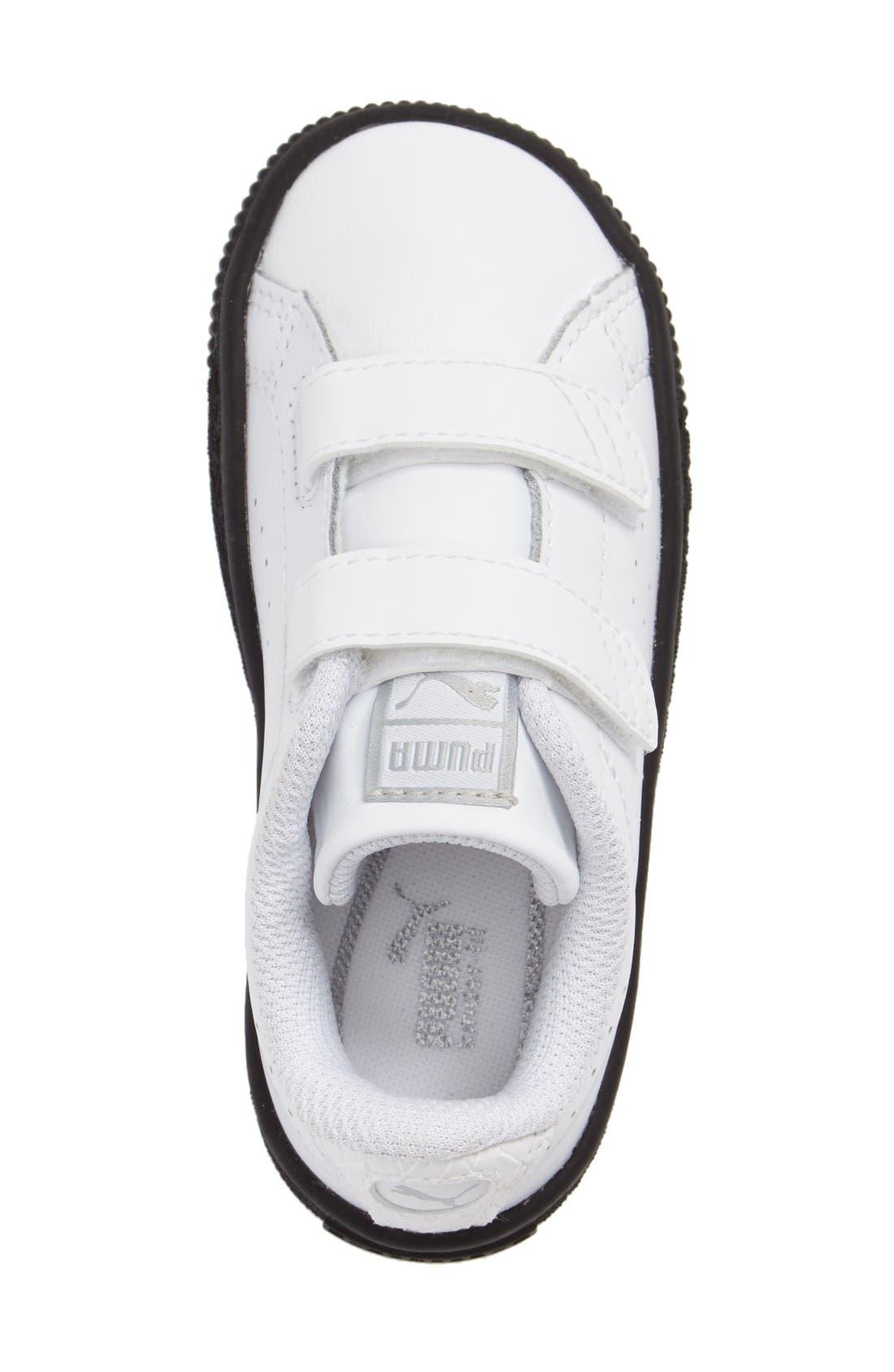 Alternate Image 3  - PUMA Basket Classic Sneaker (Baby, Walker, Toddler, Little Kid & Big Kid)