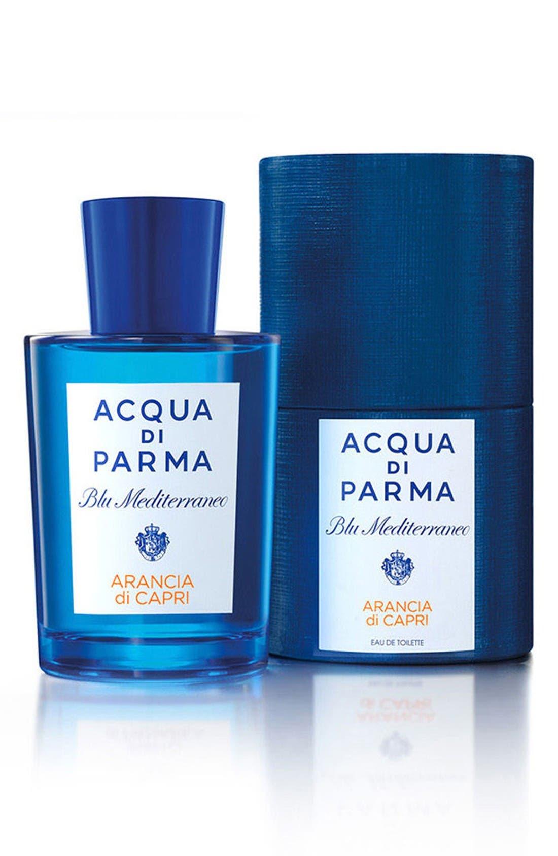 Alternate Image 2  - Acqua di Parma Blu Mediterraneo Arancia di Capri Eau de Toilette
