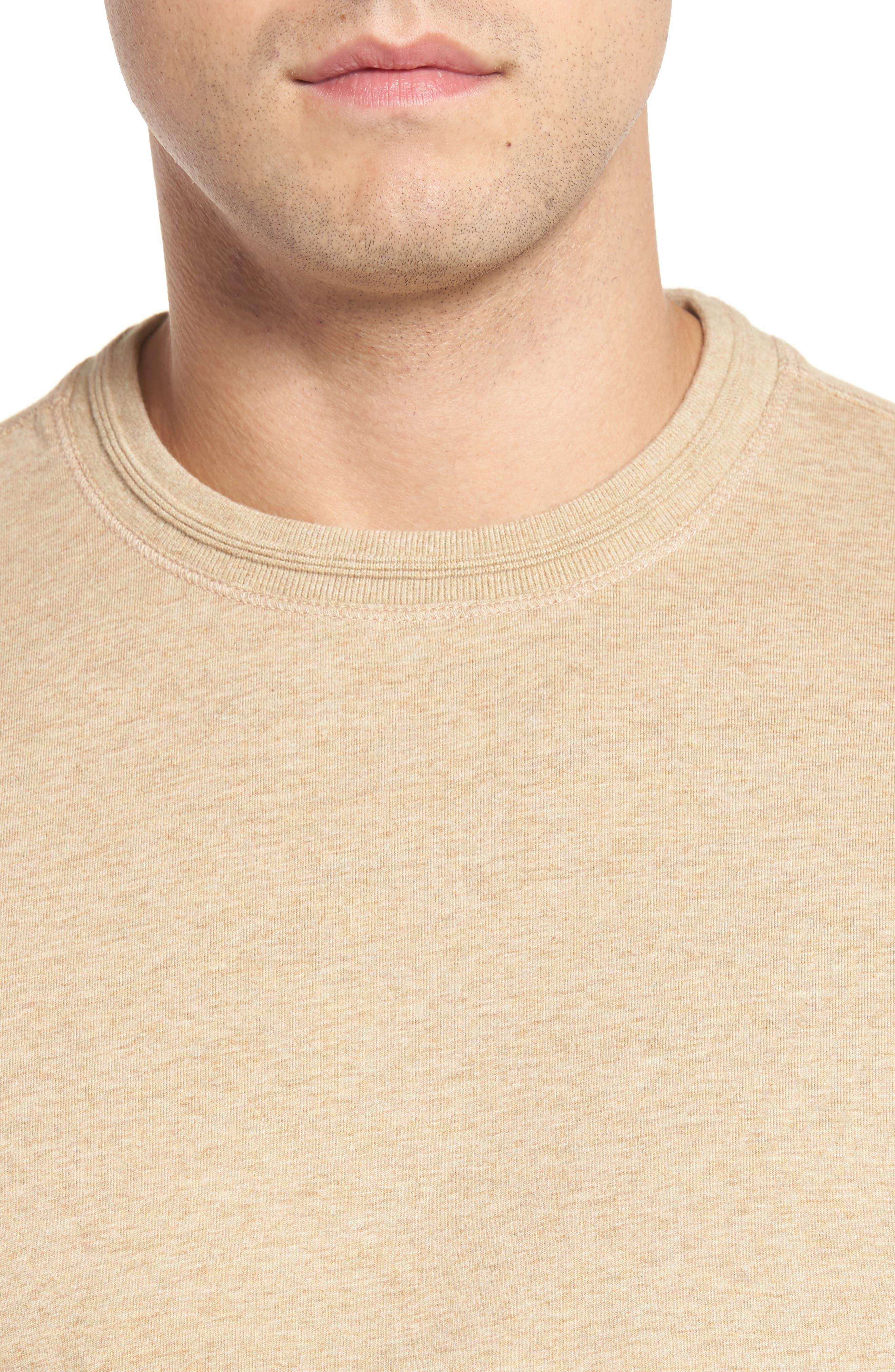 Alternate Image 4  - Thaddeus Steve Stretch Jersey T-Shirt
