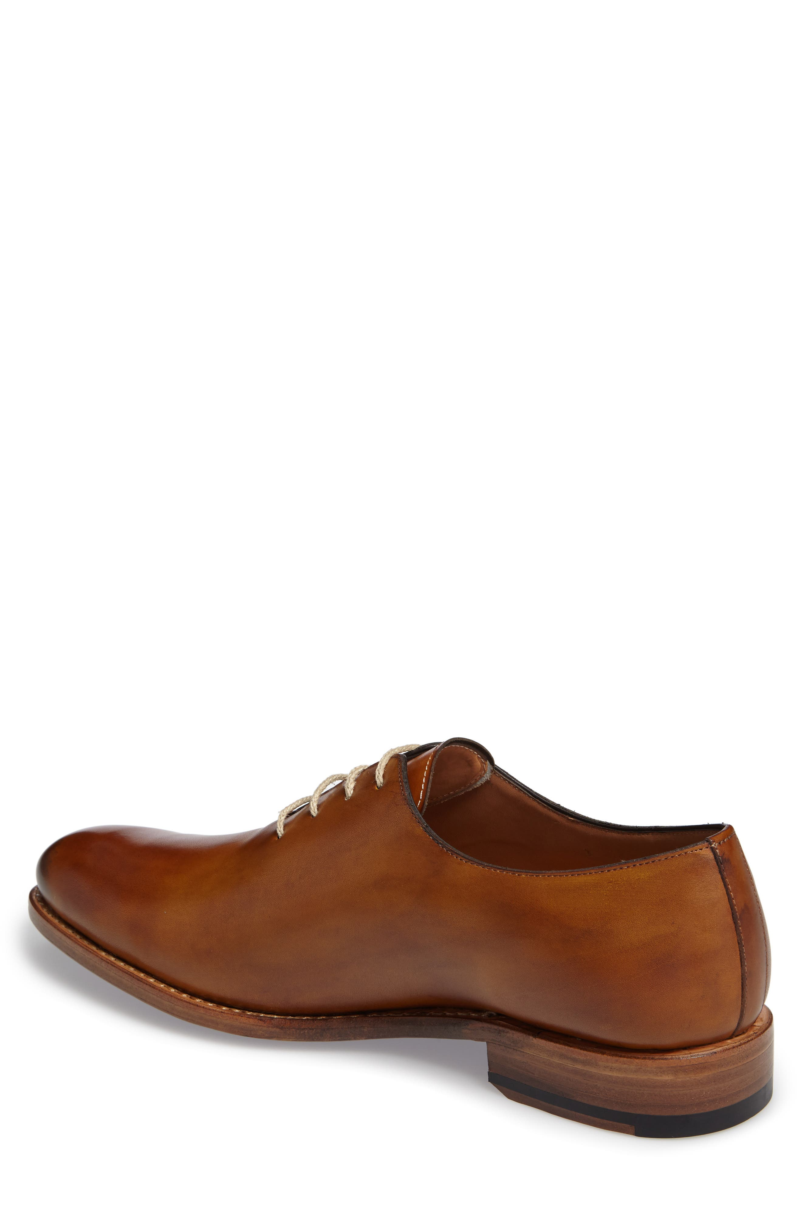 by Mezlan G105 Plain Toe Derby,                             Alternate thumbnail 2, color,                             Tan
