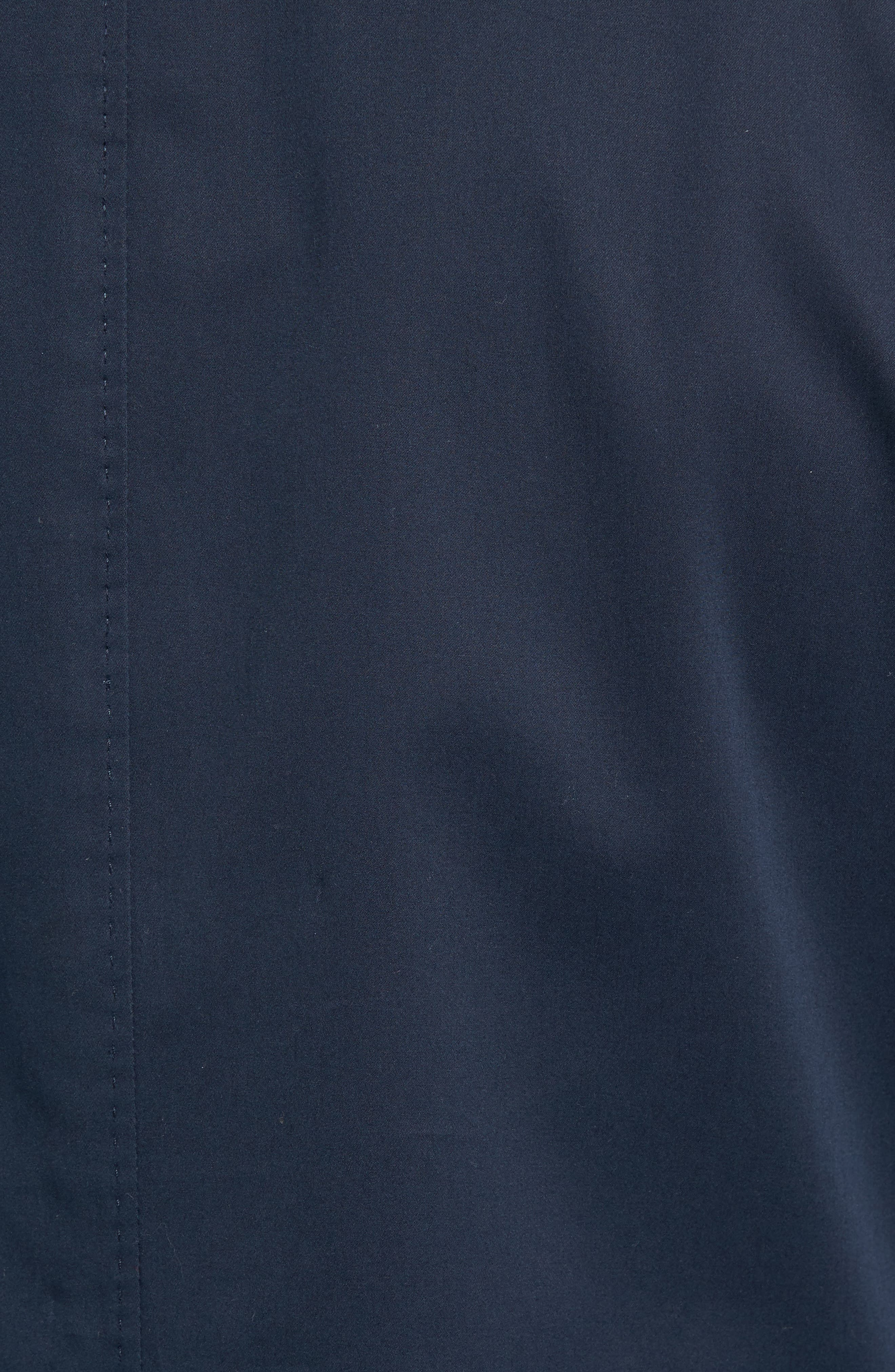 Mathis Classic Fit Stretch Cotton Blazer,                             Alternate thumbnail 5, color,                             Navy