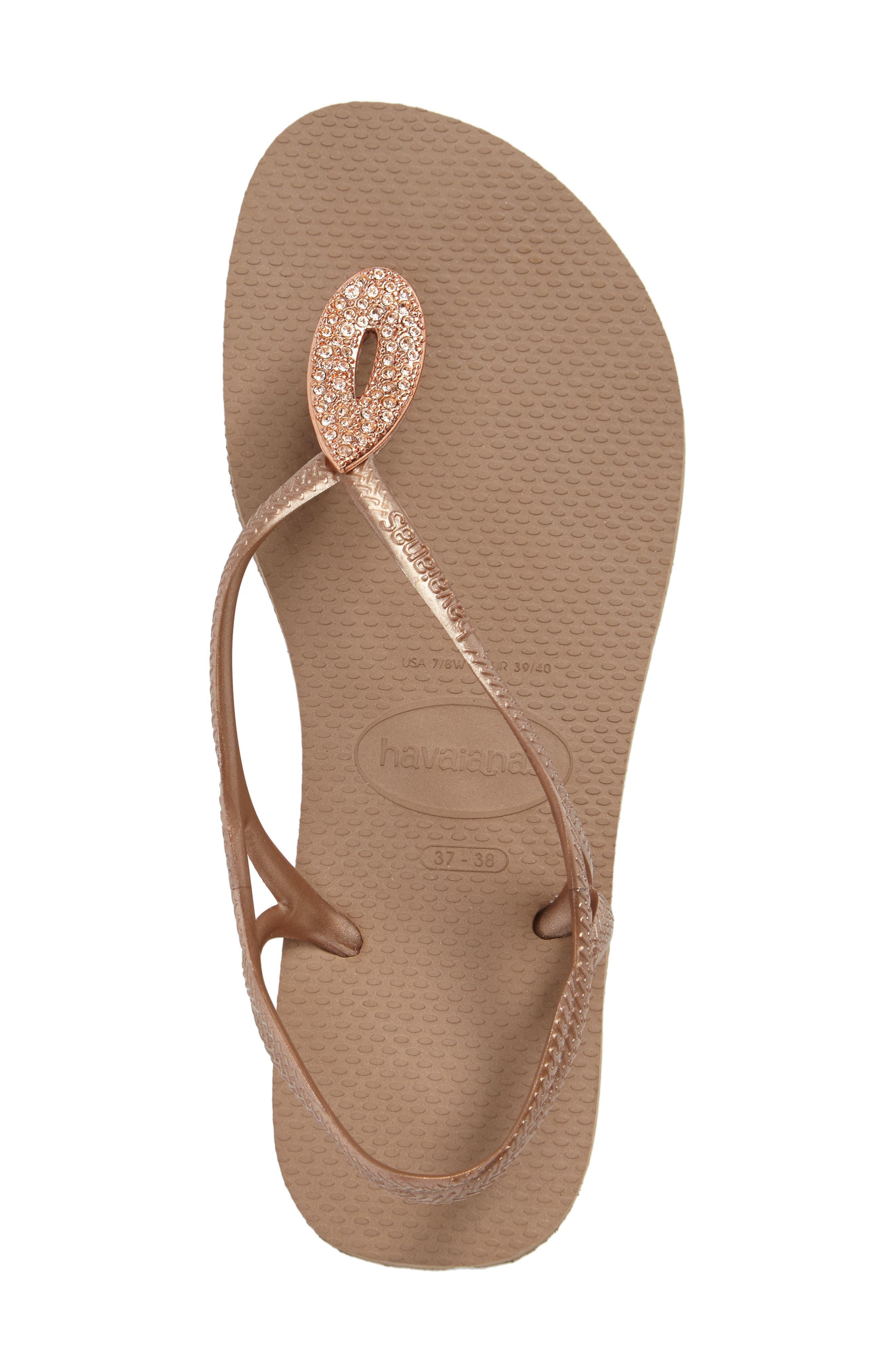Alternate Image 3  - Havaianas Luna Sandal (Women)