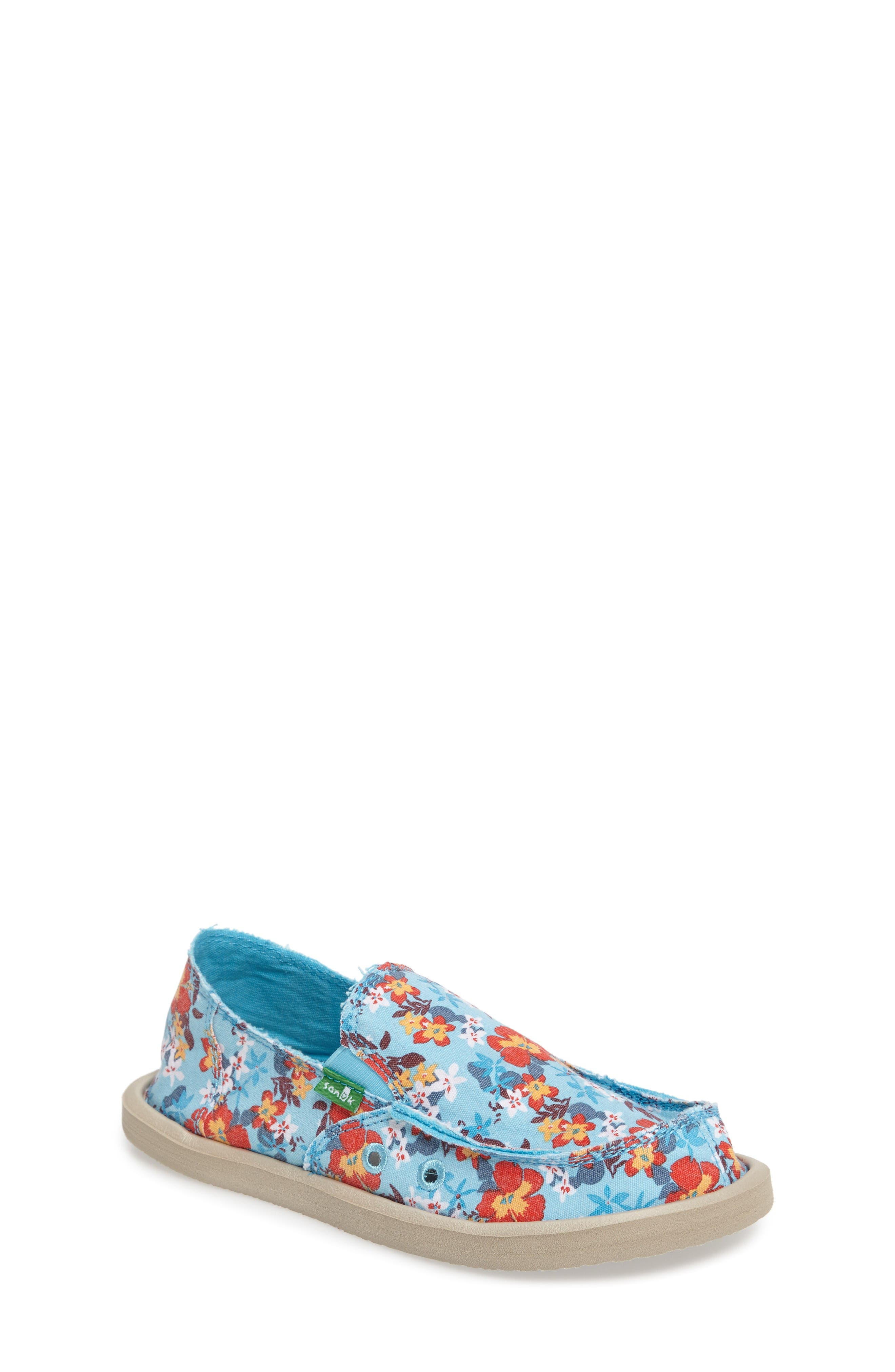 Sanuk Lil Donna Aloha Slip-On (Toddler, Little Kid & Big Kid)