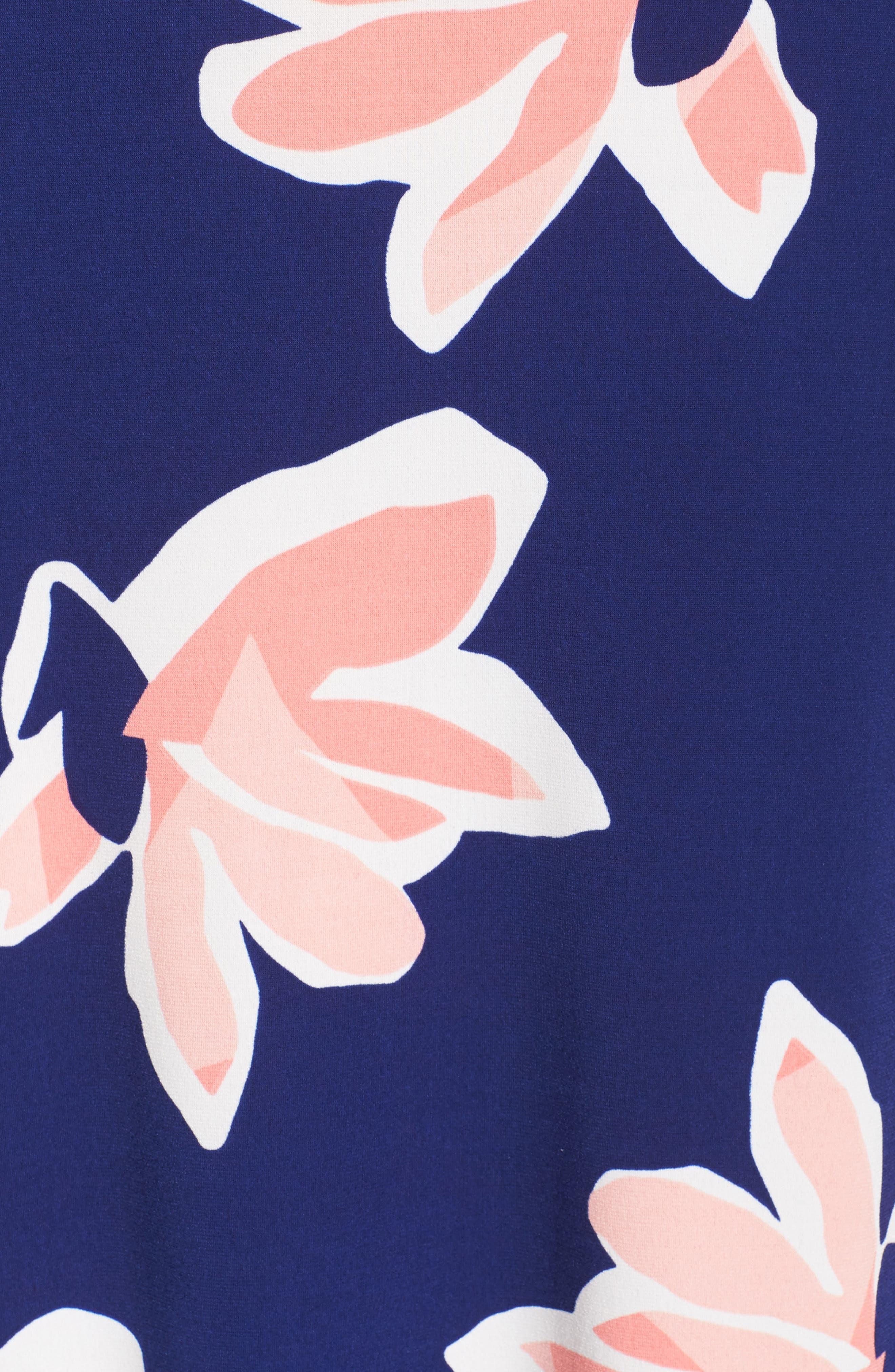 Alternate Image 5  - Leota 'Syler' Popover Jersey Maxi Dress