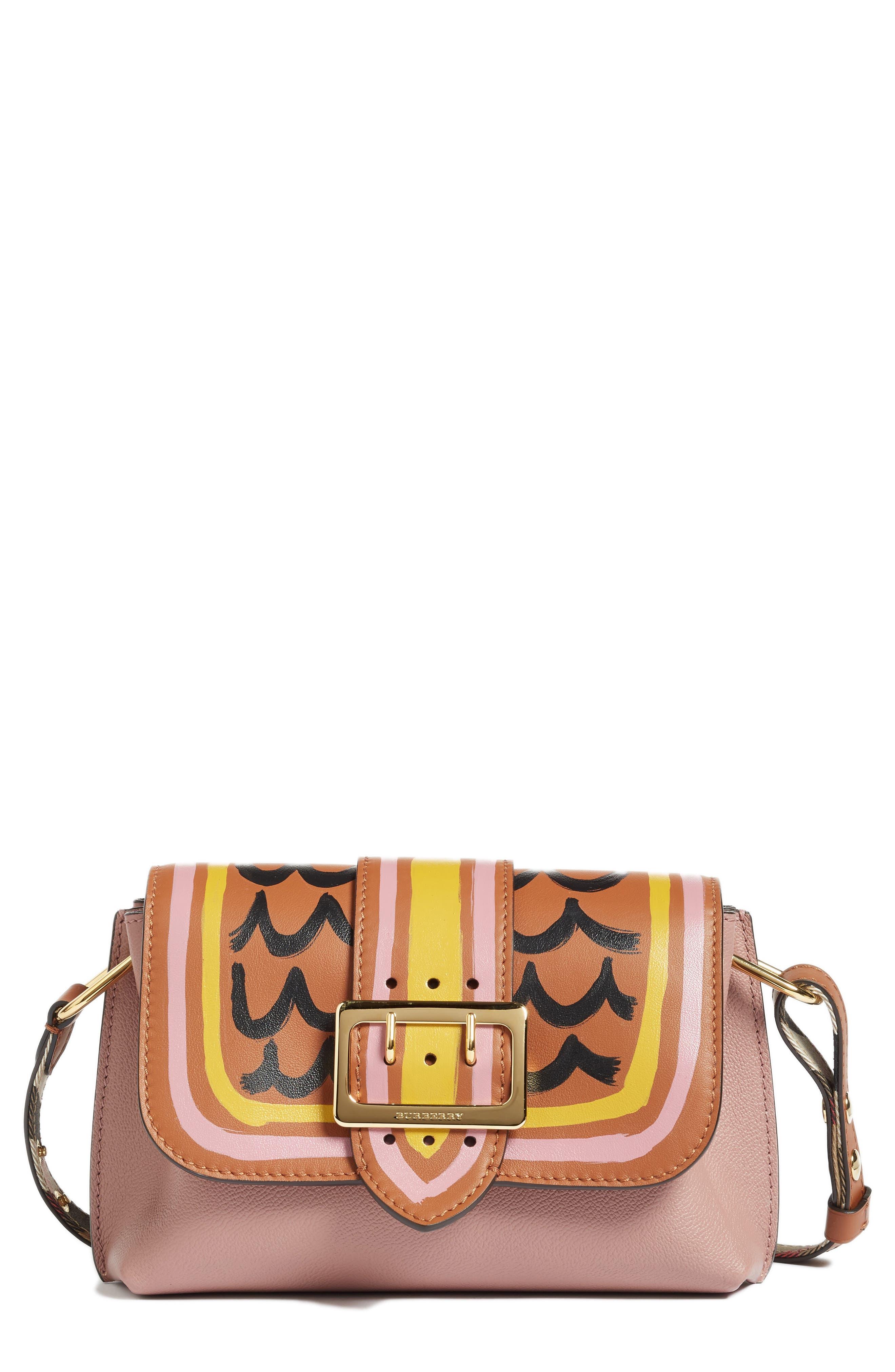 BURBERRY Small Medley Shoulder Bag