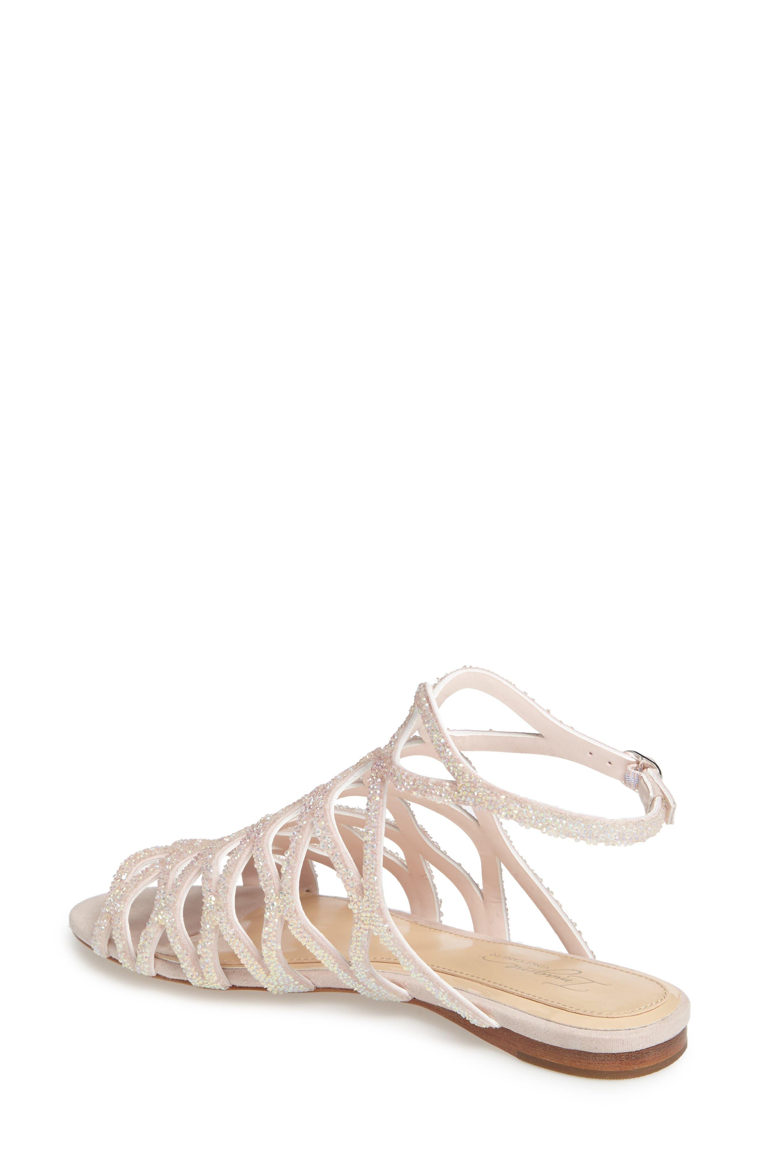 Alternate Image 2  - Imagine by Vince Camuto Ralee Glitter Sandal (Women)