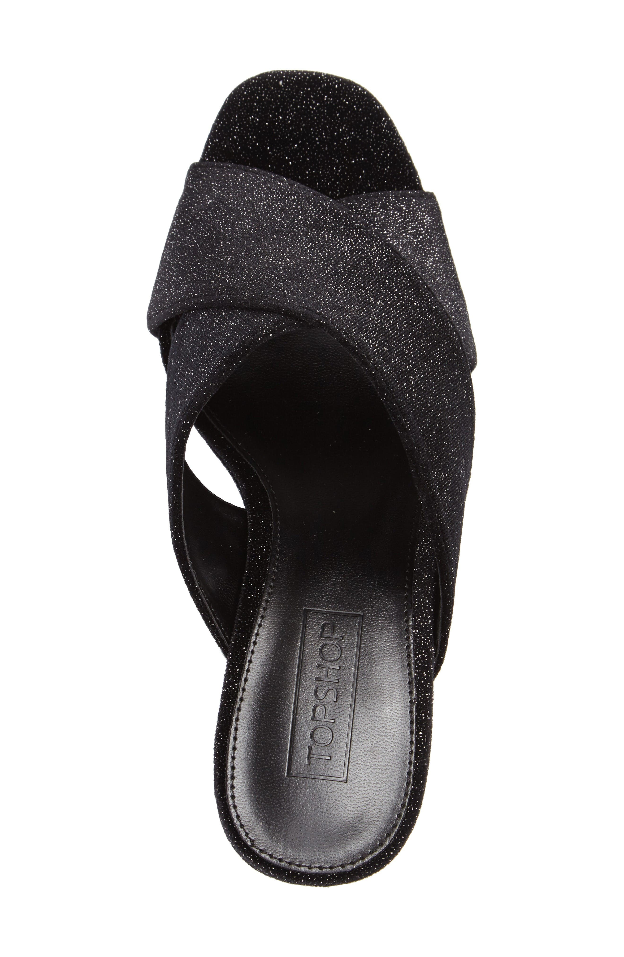 Alternate Image 3  - Topshop Miss X Platform Sandal (Women)