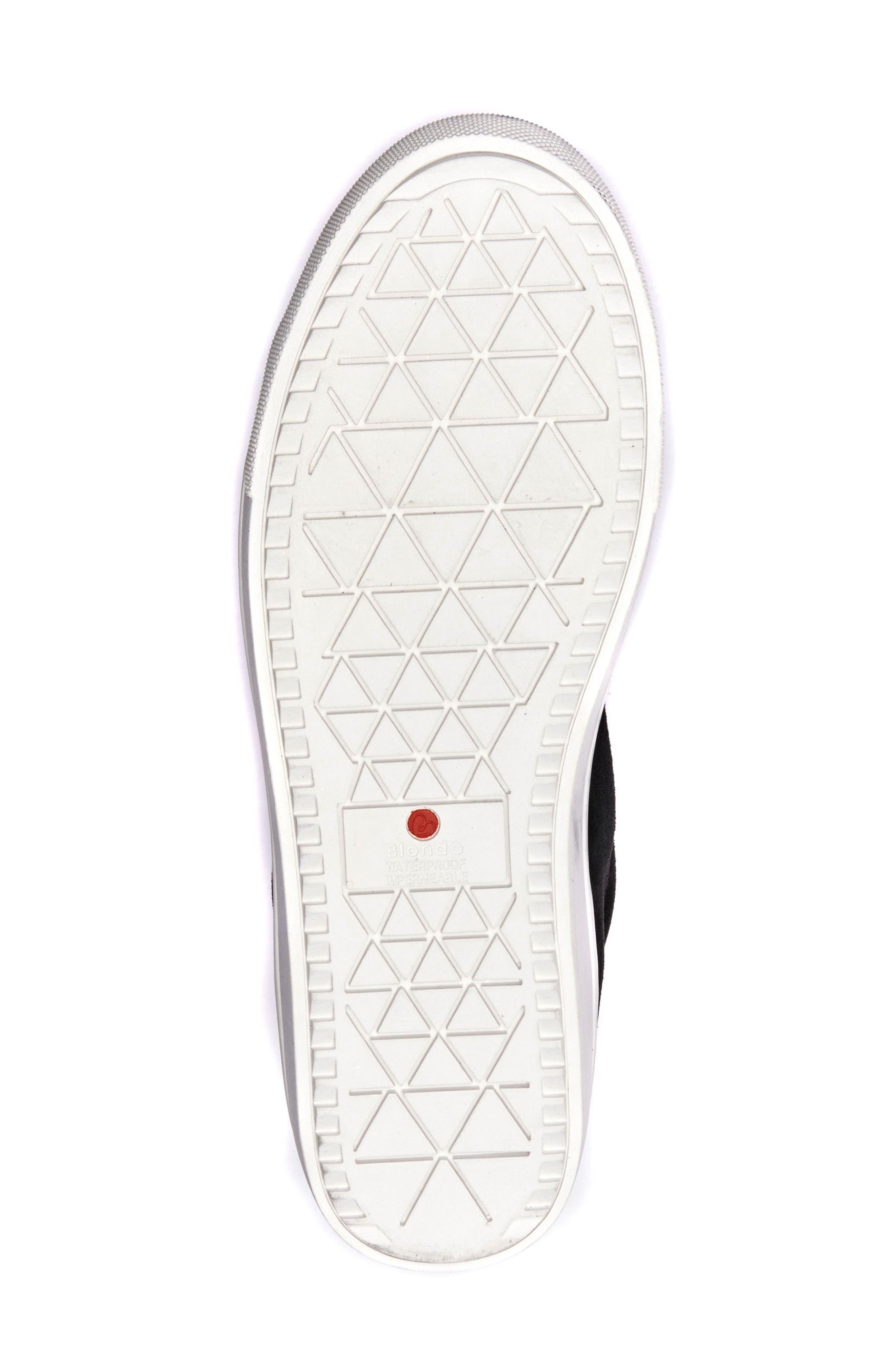 Alternate Image 4  - Blondo Jax Waterproof High Top Sneaker (Women)