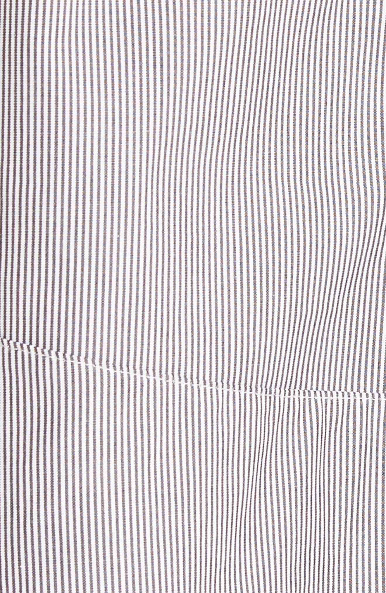 Alternate Image 5  - Tibi Tie Detail Top