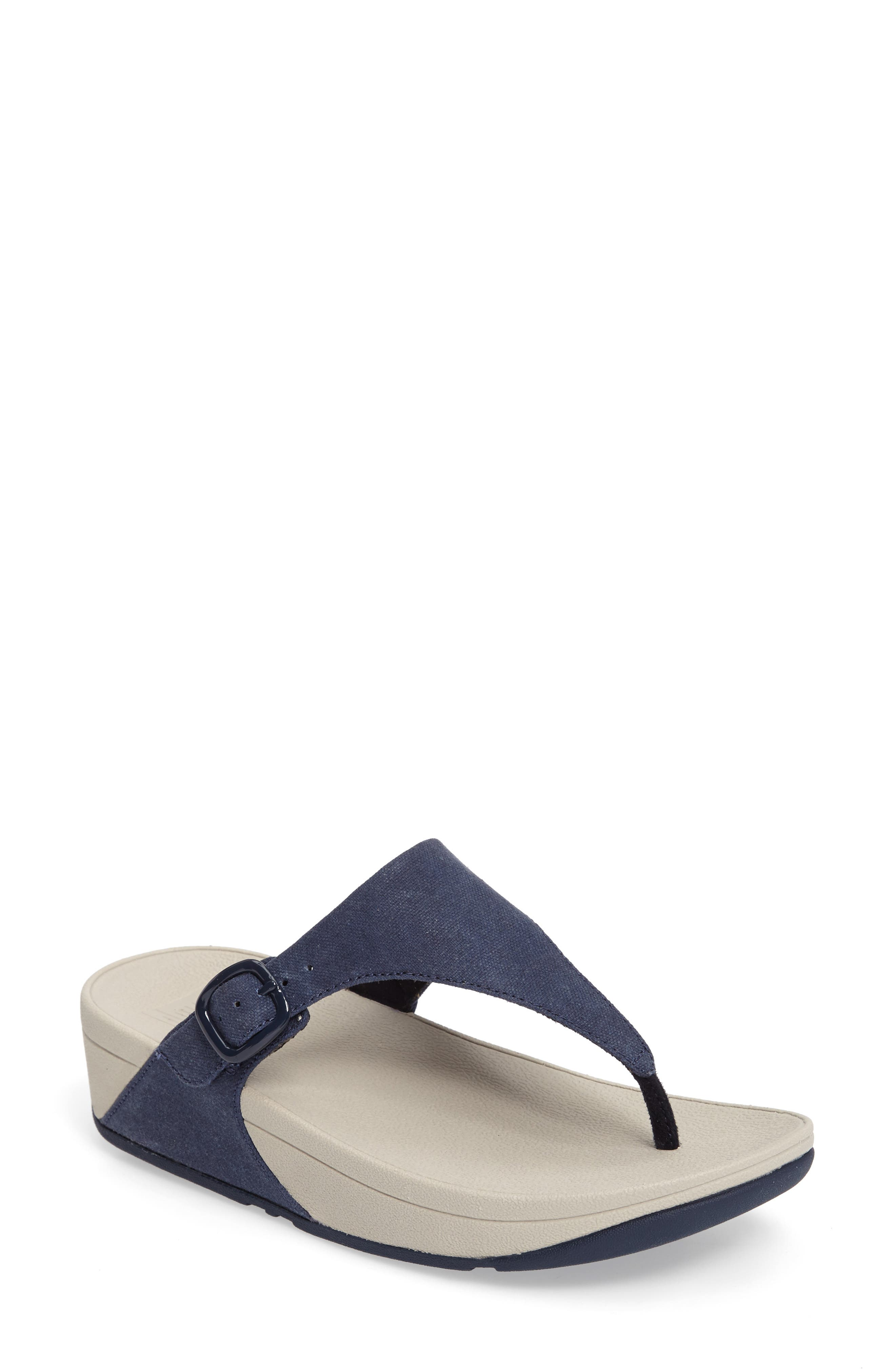 FitFlop 'The Skinny' Flip Flop (Women)