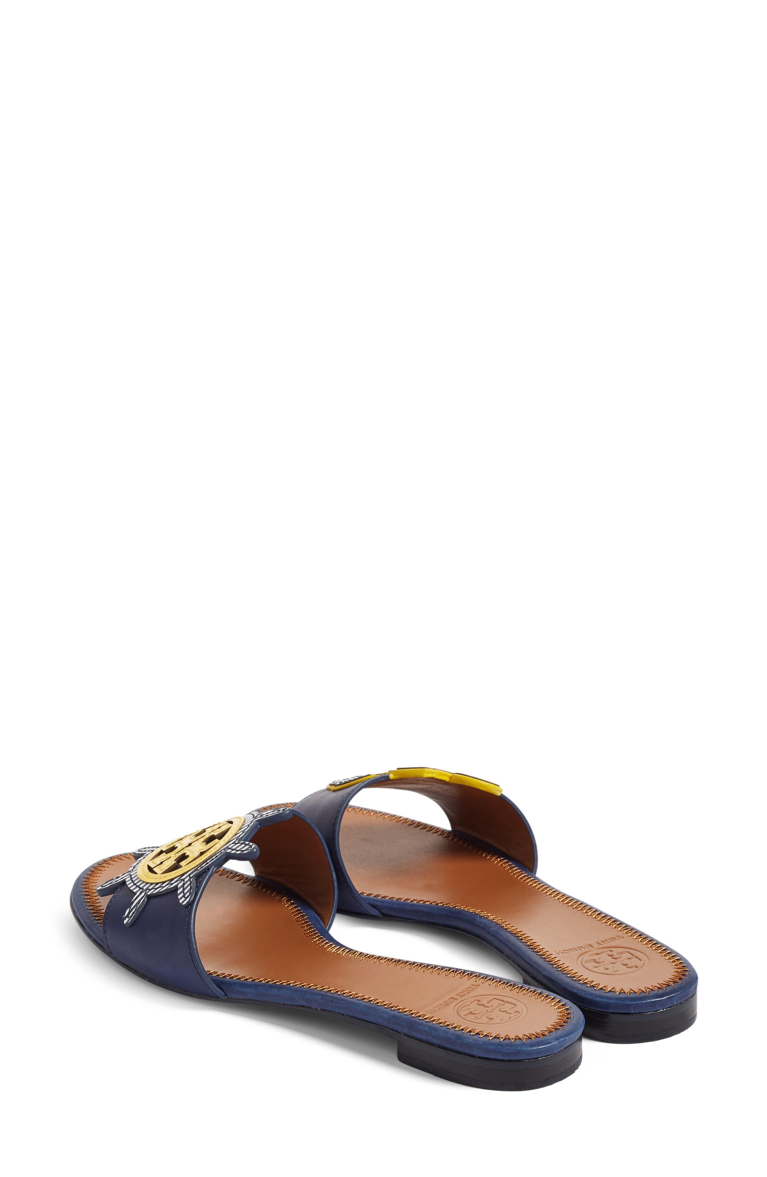 Alternate Image 2  - Tory Burch Maritime Slide Sandal (Women)