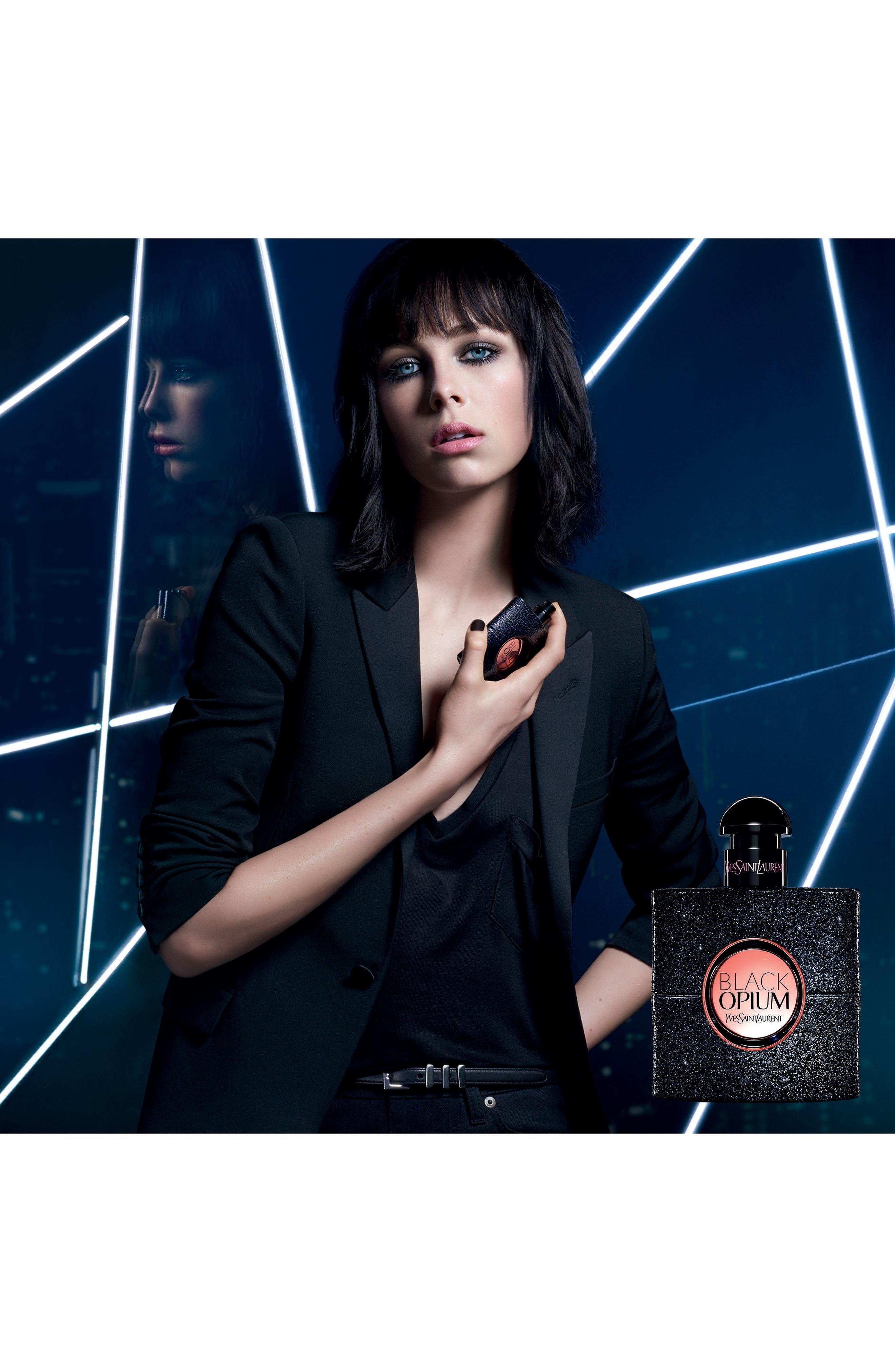 Alternate Image 2  - Yves Saint Laurent 'Black Opium' Eau de Parfum