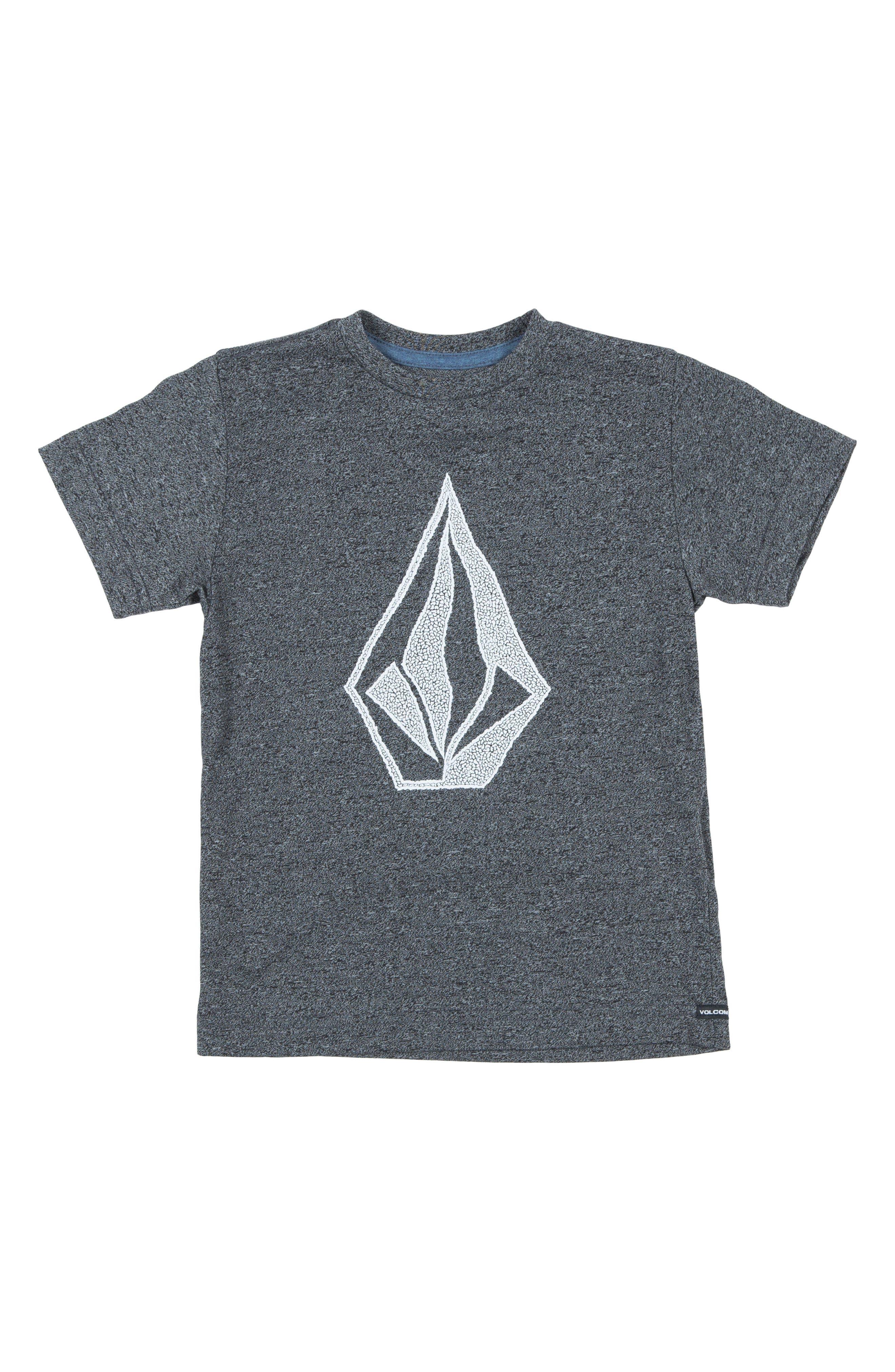 Volcom Logo Graphic T-Shirt (Toddler Boys & Little Boys)