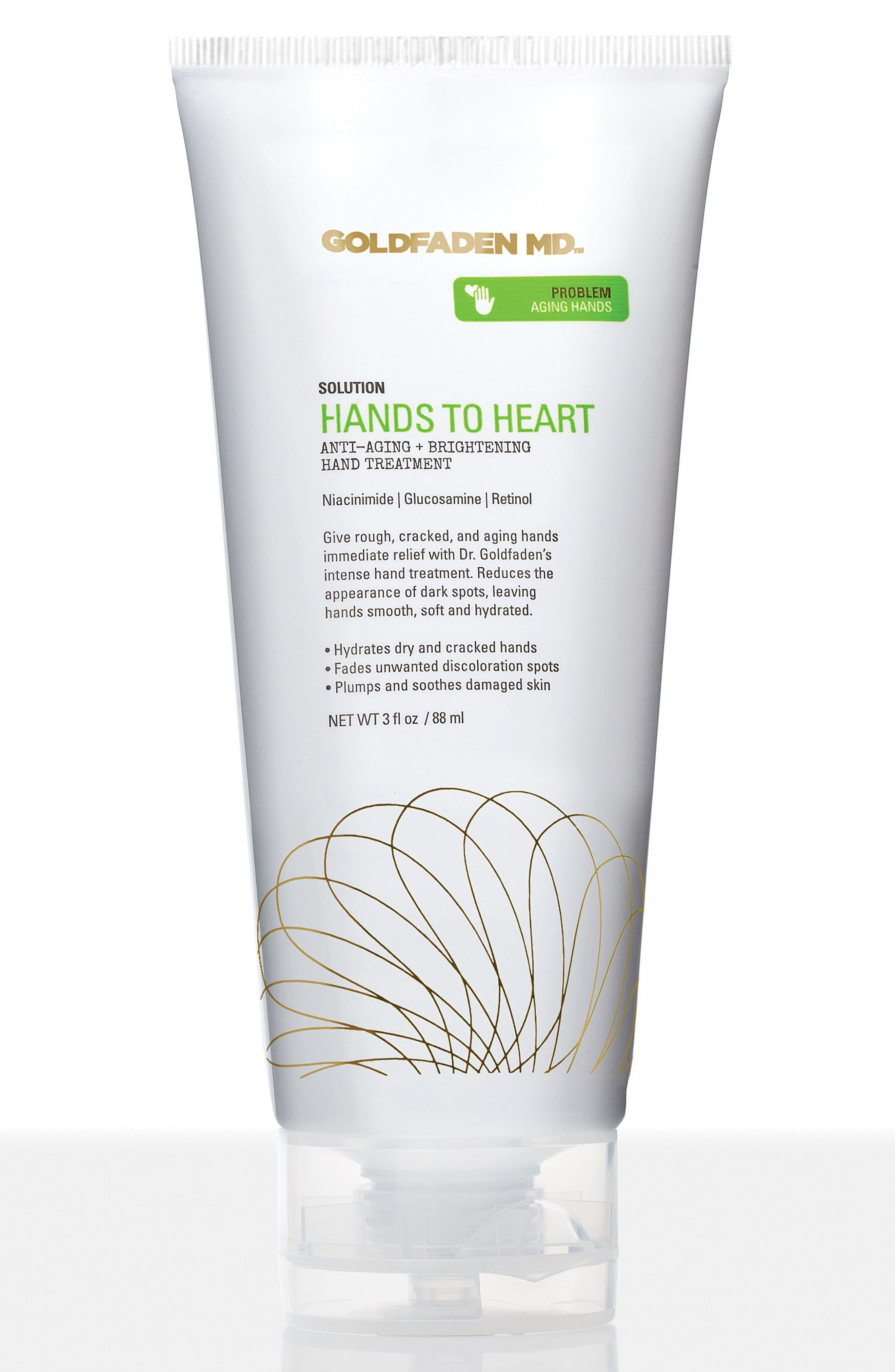 Main Image - SPACE.NK.apothecary Goldfaden MD Hands to Heart Anti-Aging + Brightening Hand Treatment