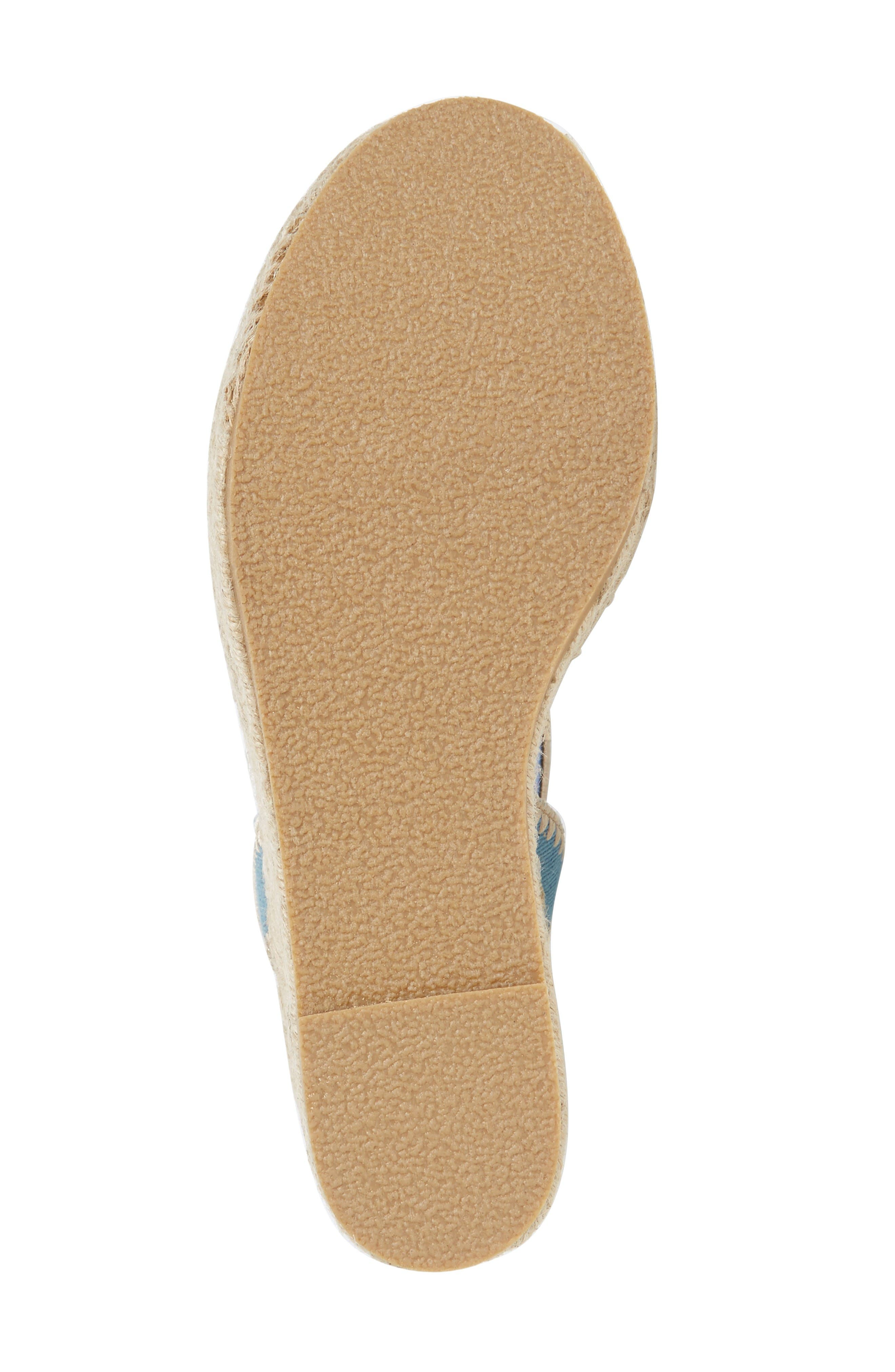 Alternate Image 3  - Coconuts by Matisse Frenchie Wedge Sandal (Women)