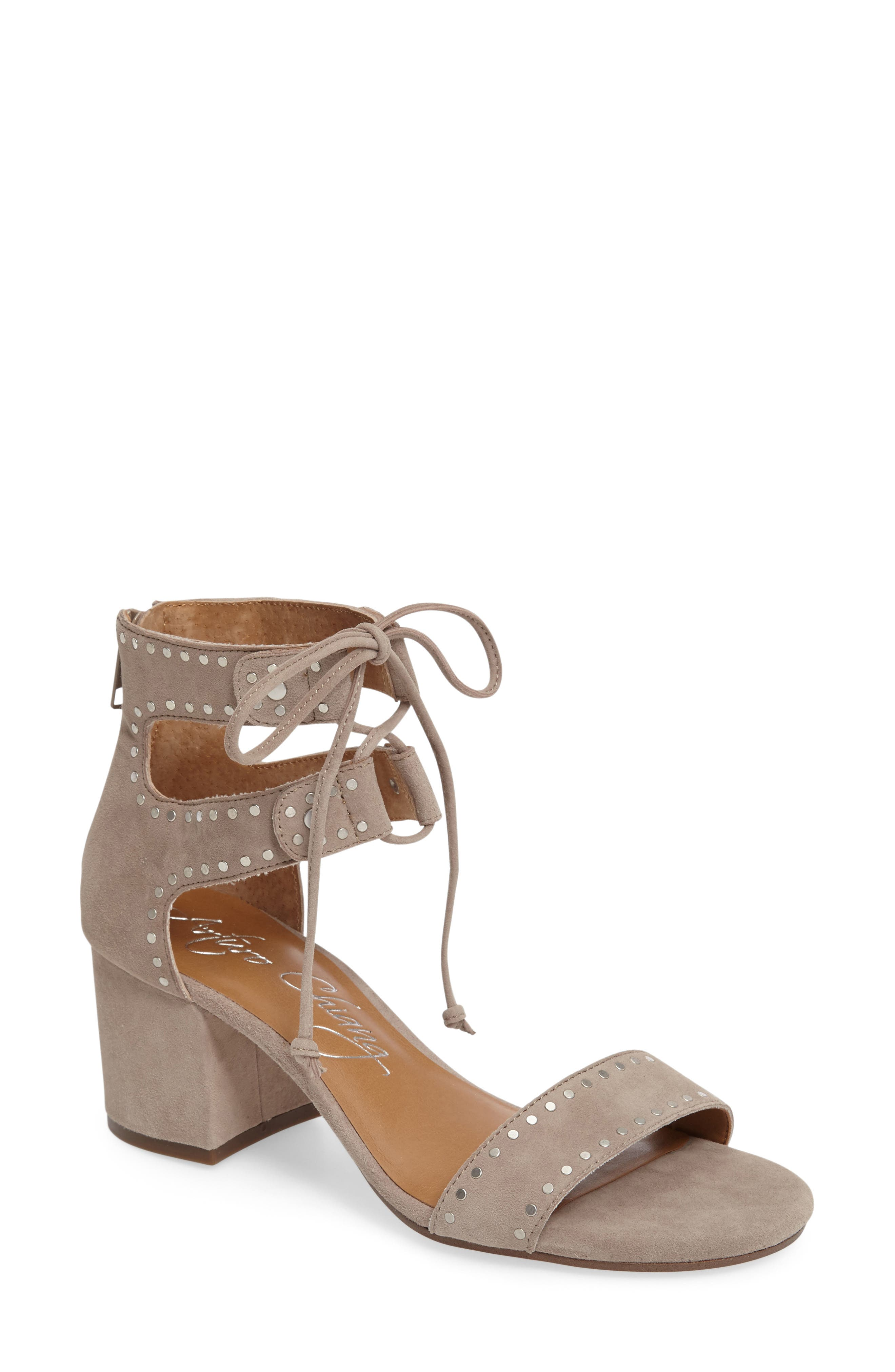 Arturo Chang Hollis Block Heel Sandal (Women)