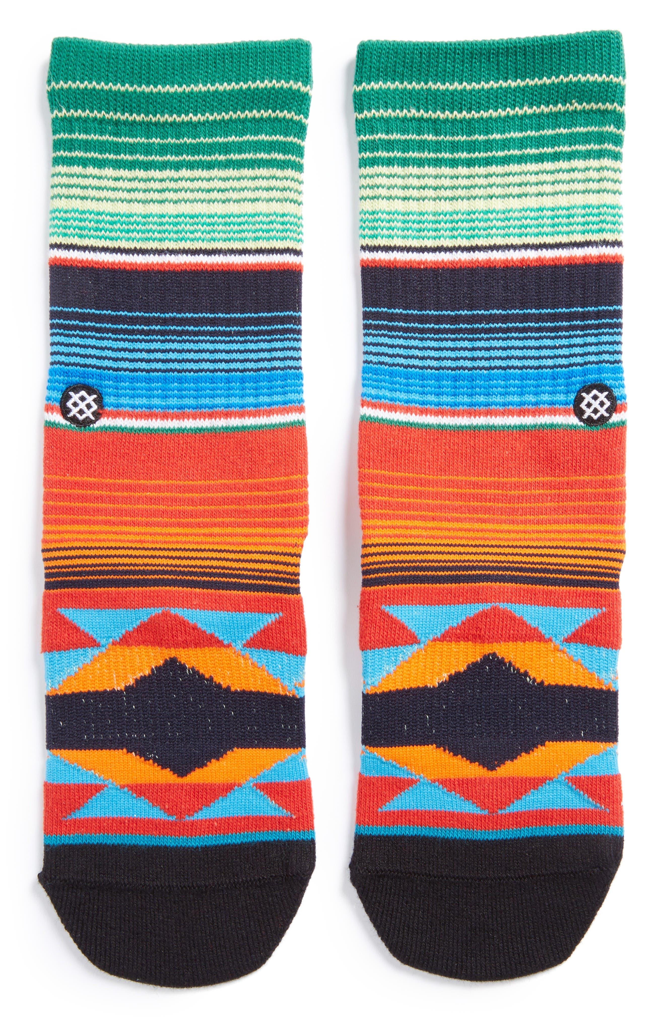 Stance San Blas Socks (Big Kid)