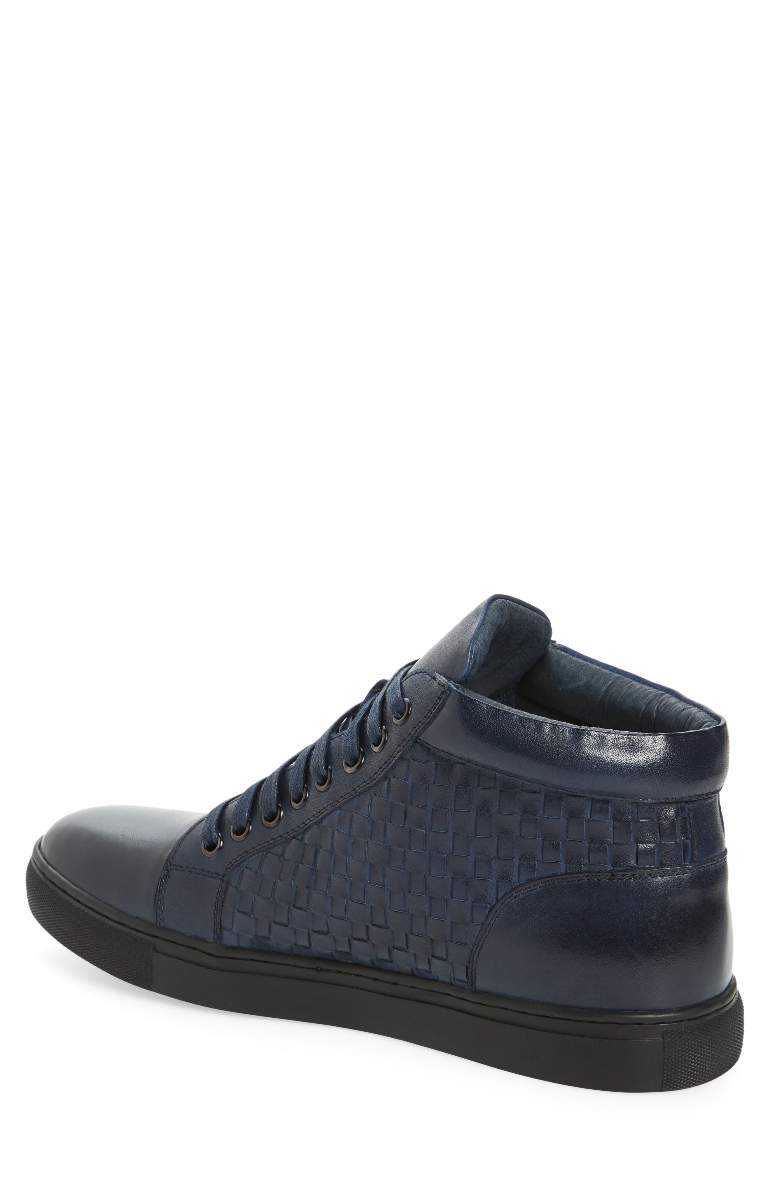 Alternate Image 2  - Zanzara Soul High Top Sneaker (Men)