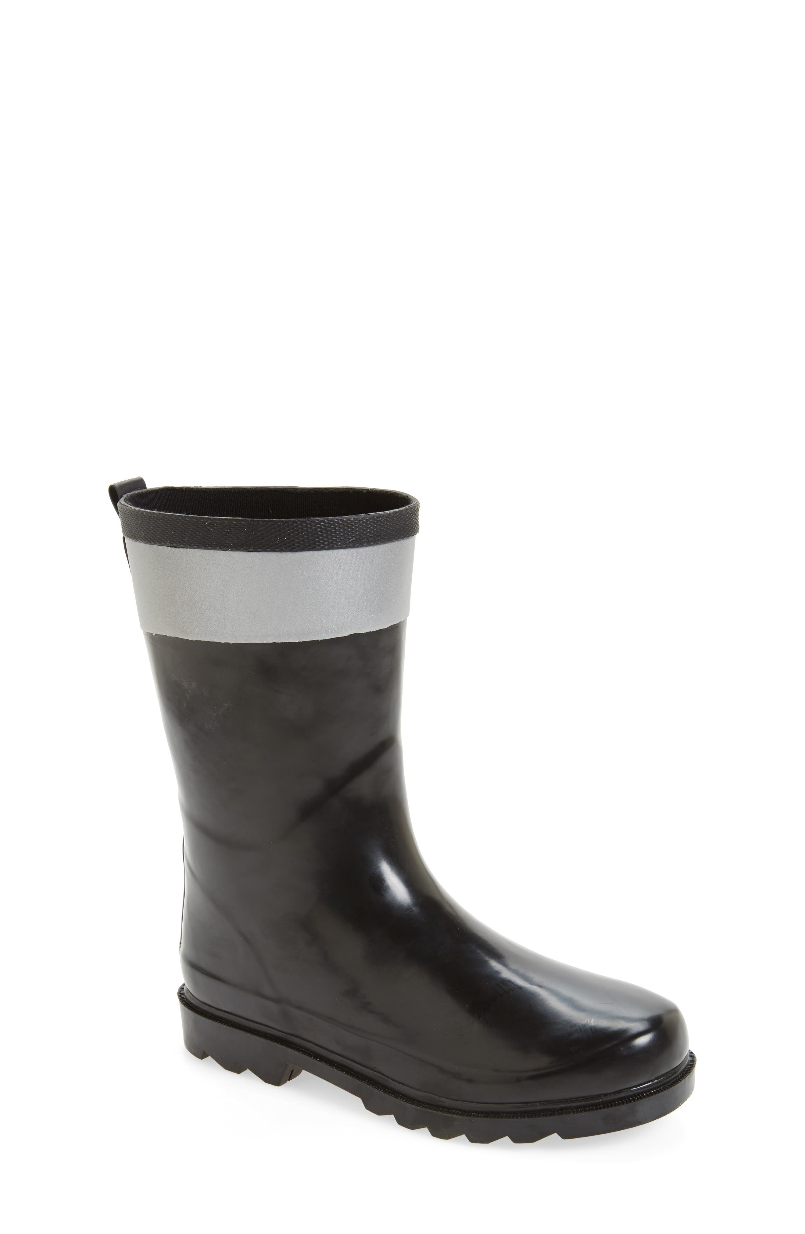 Alternate Image 1 Selected - Western Chief Reflective Rain Boot (Toddler, Little Kid & Big Kid)