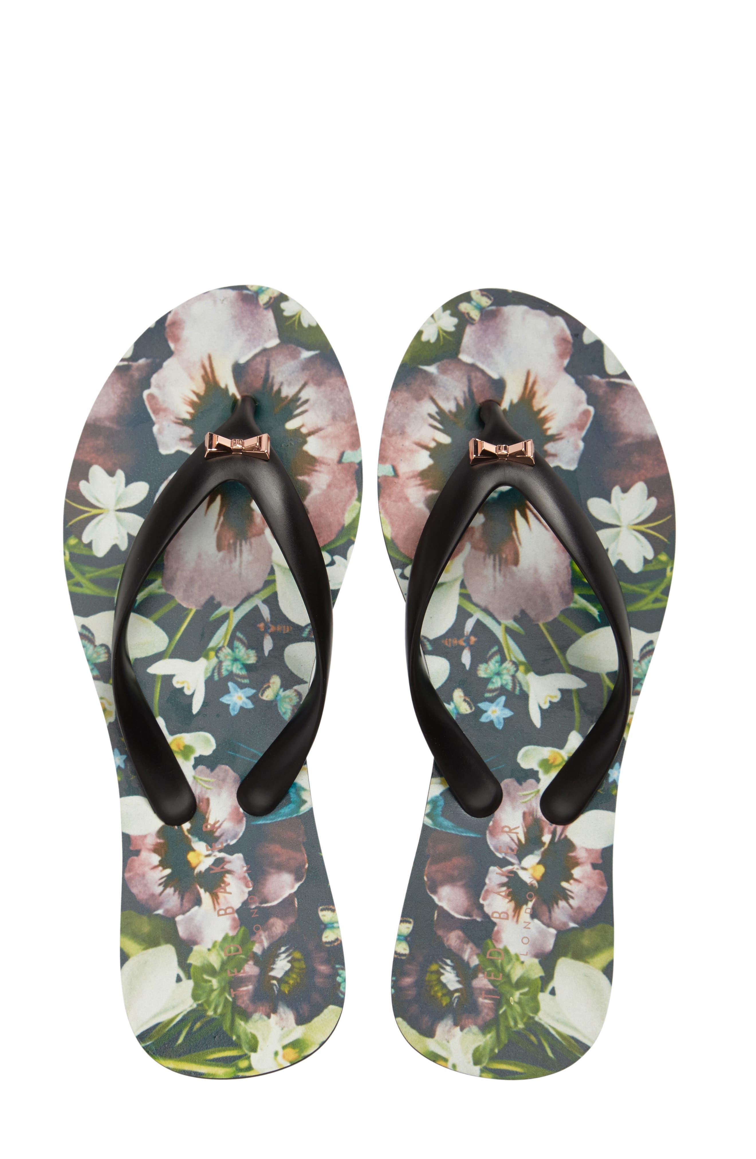 Alternate Image 1 Selected - Ted Baker London Aalo Flip Flop (Women)
