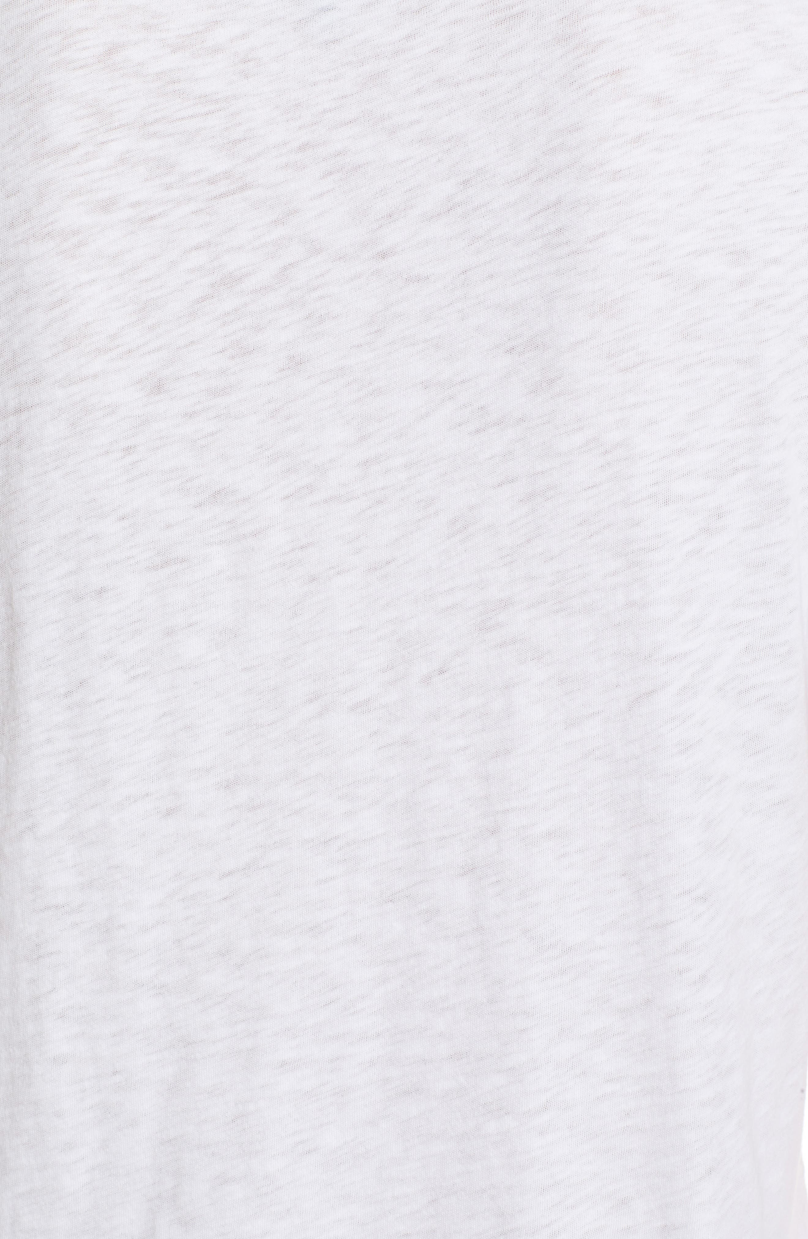 Alternate Image 5  - rag & bone Graphic Code T-Shirt