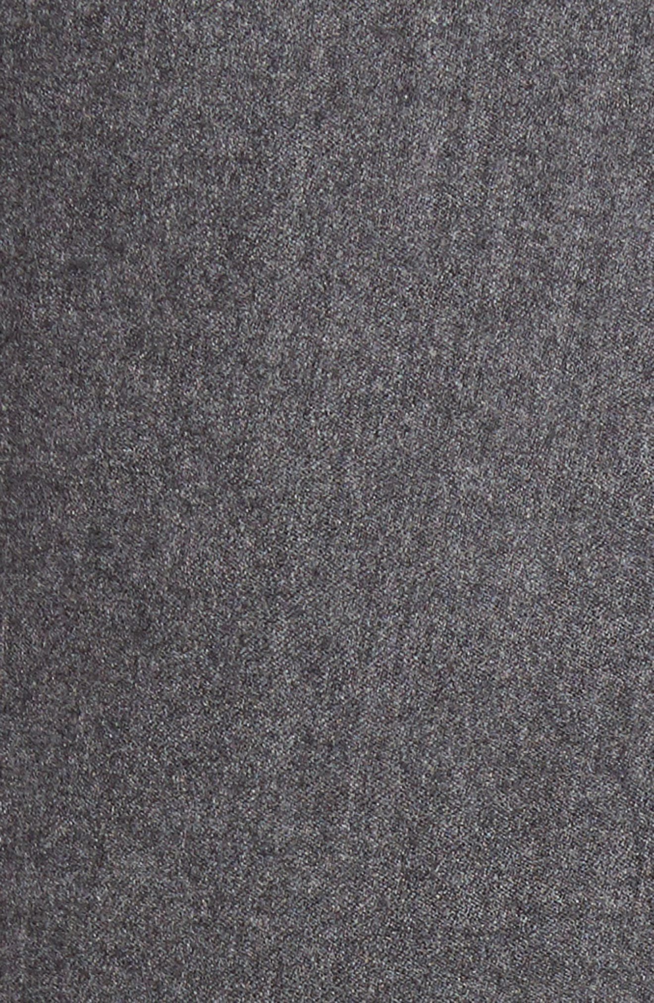 Alternate Image 5  - Bensol Flannel Wool Trousers