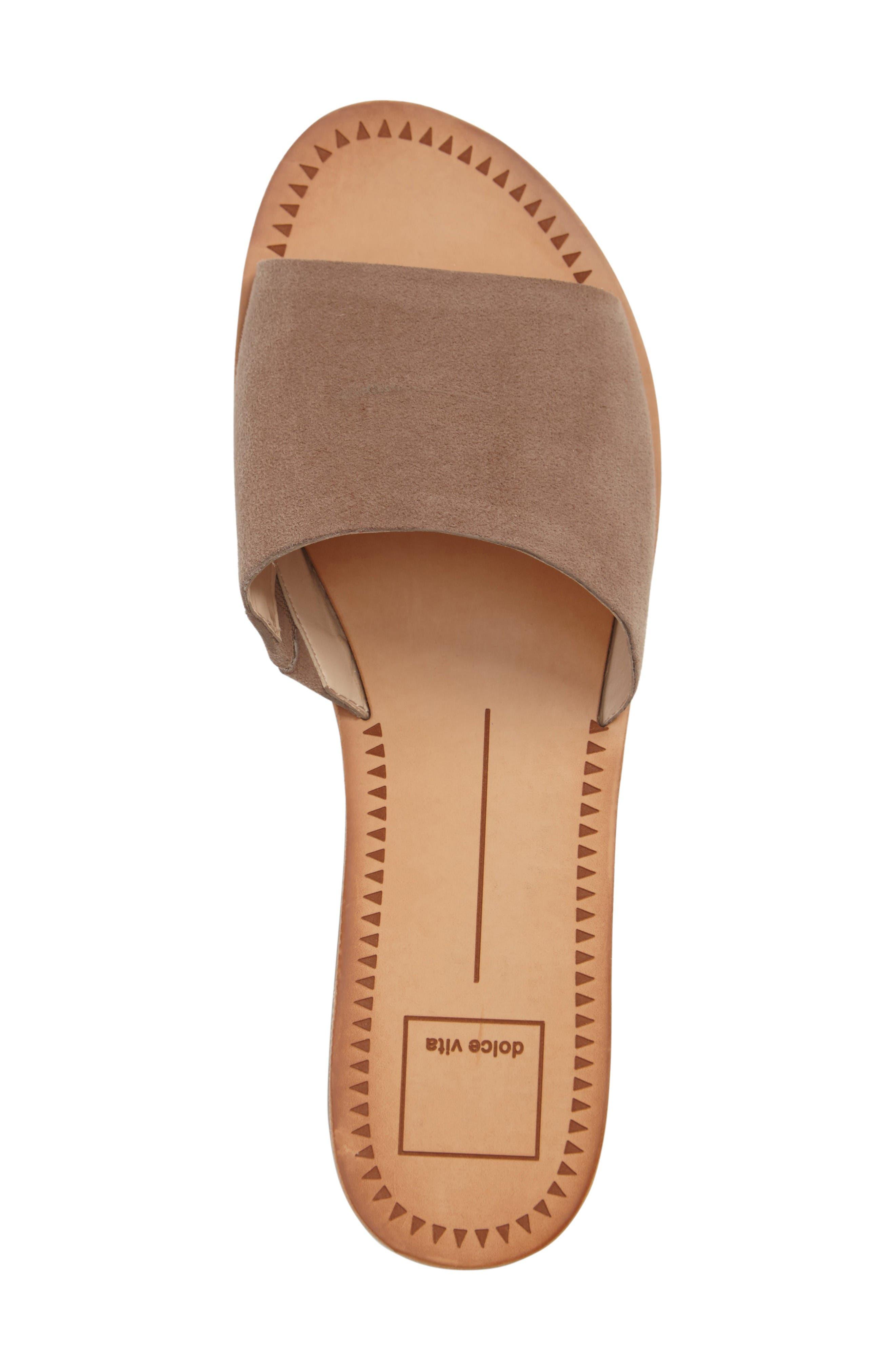 Alternate Image 3  - Dolce Vita 'Javier' Slide Sandal (Women)
