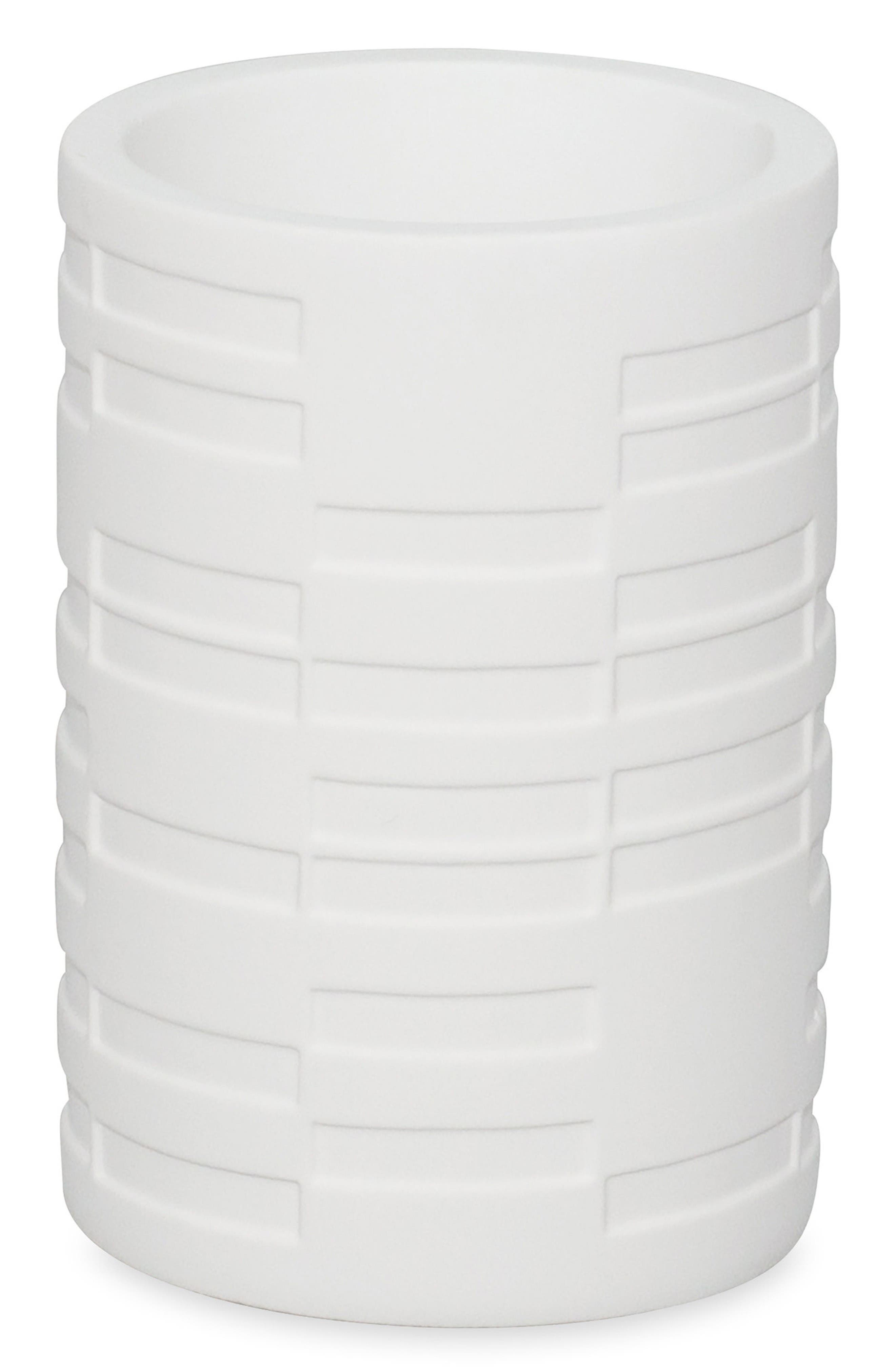 High Rise Tumbler,                         Main,                         color, White