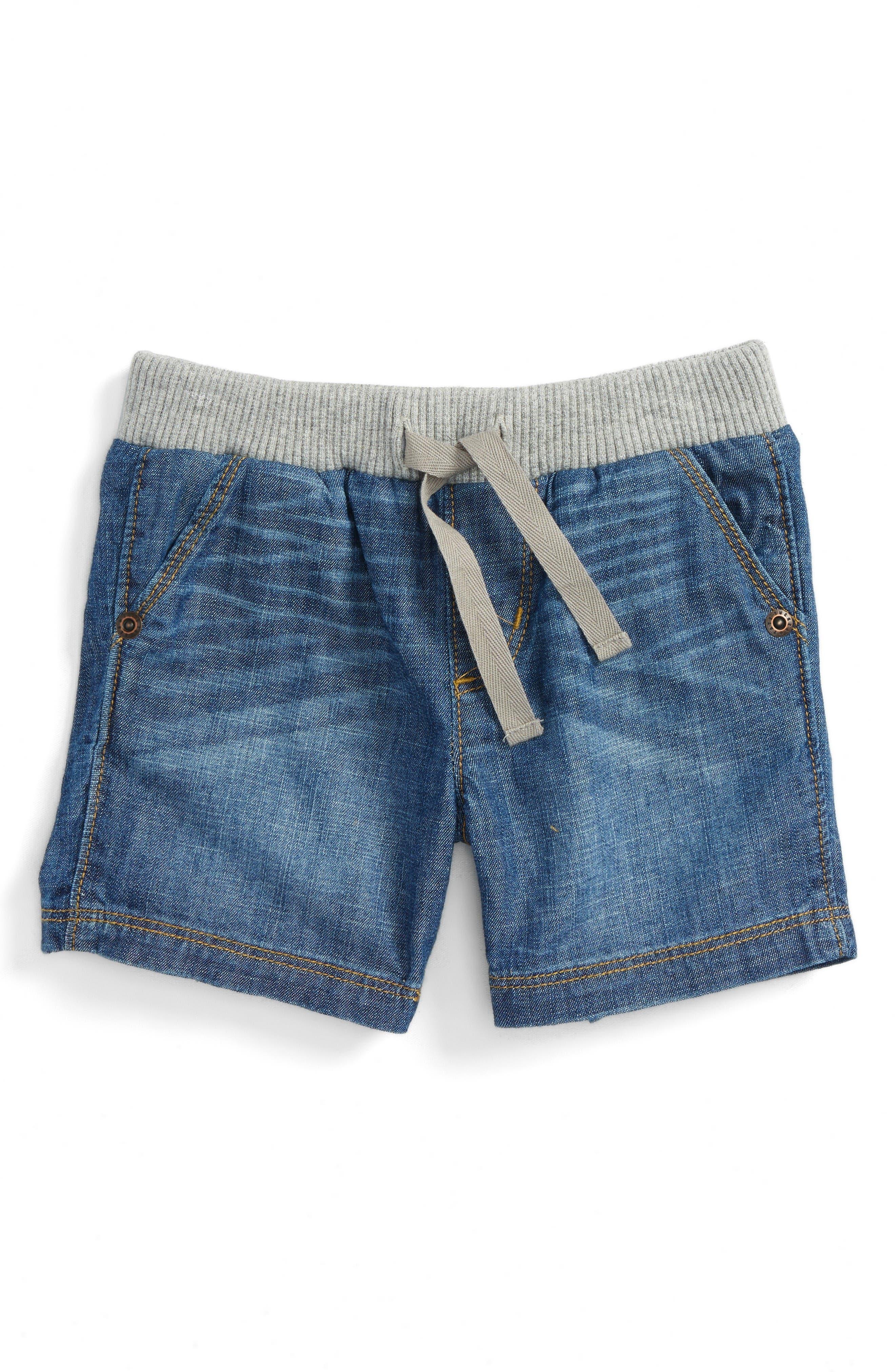 Tucker + Tate Denim Shorts (Baby Boys)