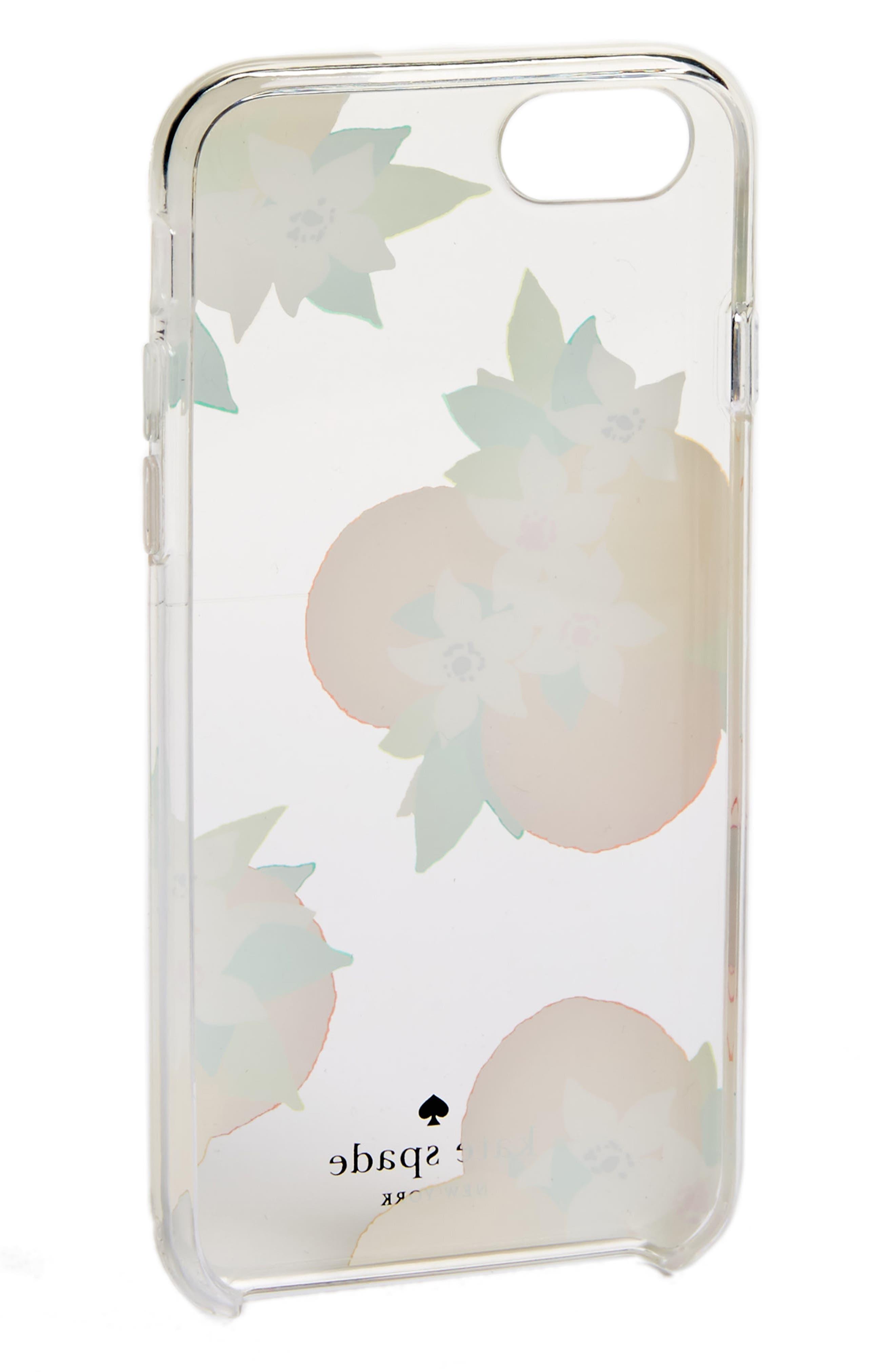 Alternate Image 2  - kate spade new york orangerie iPhone 7 Case