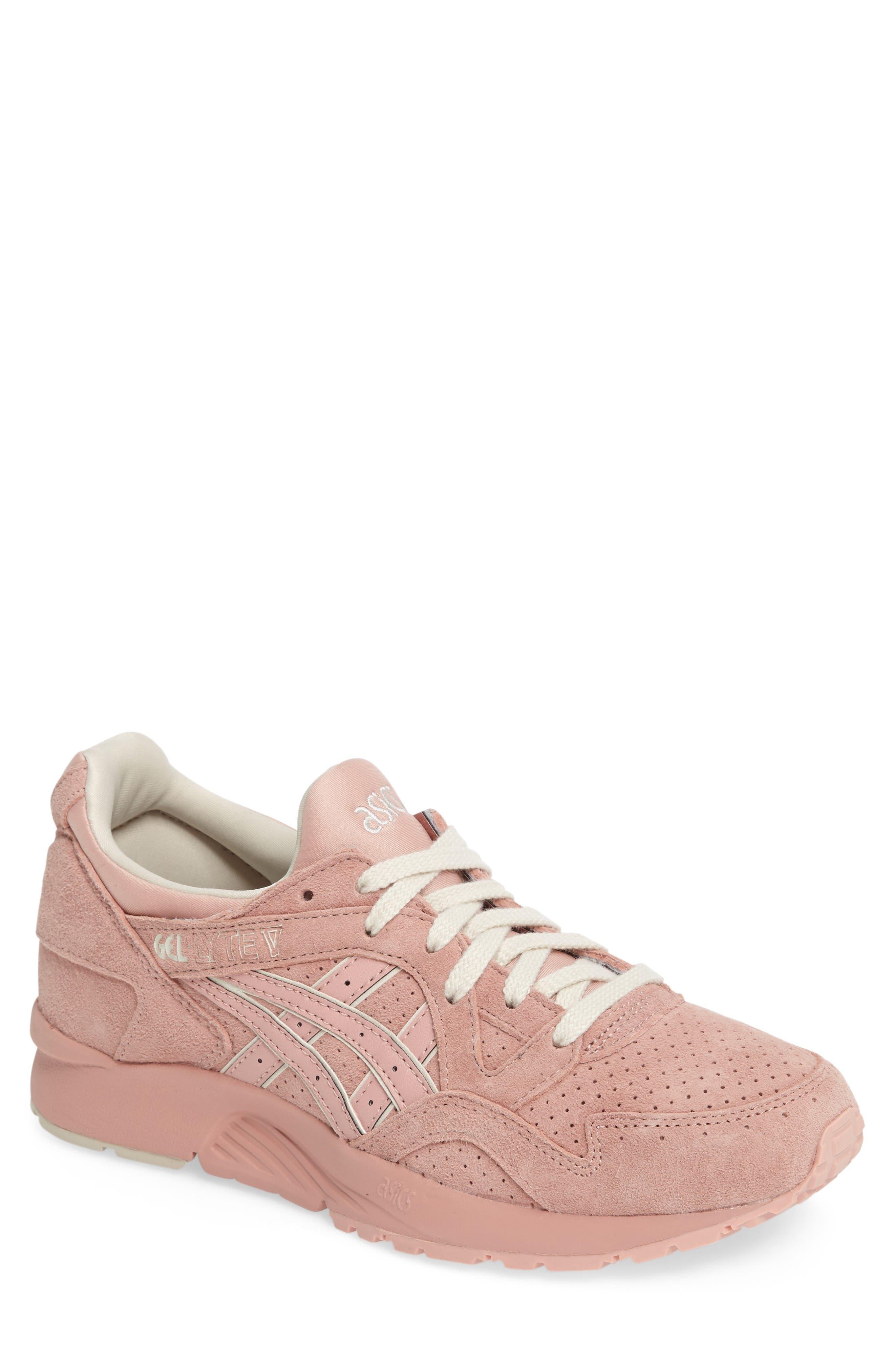 GEL-Lyte V Sneaker,                         Main,                         color, Peach Beige/ Peach Beige