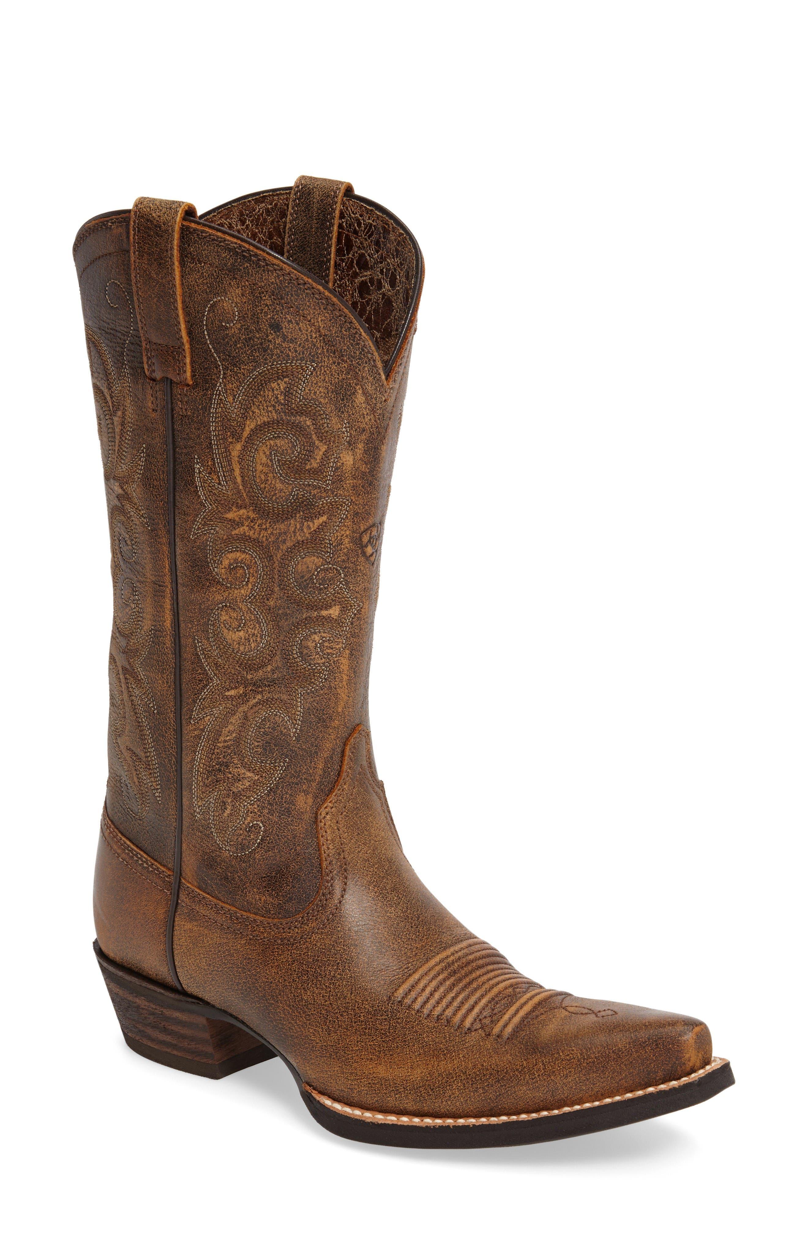 Main Image - Ariat 'Alabama' Boot