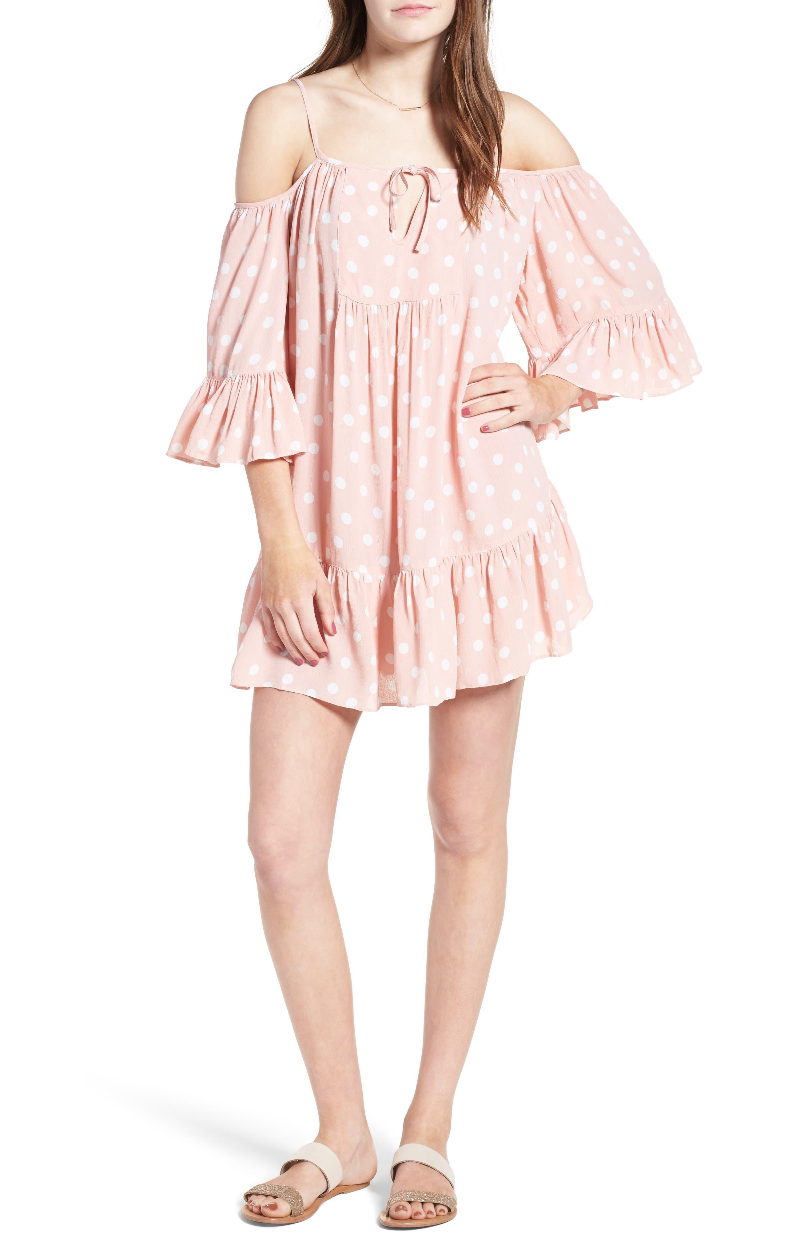 Main Image - Tularosa Hattie Shift Dress (Nordstrom Exclusive)