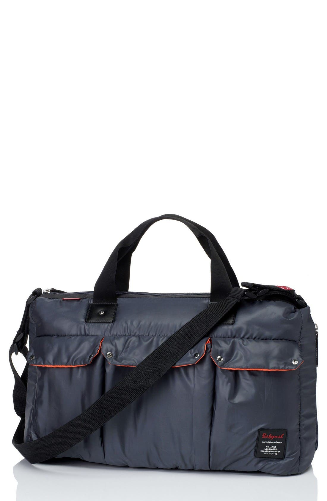 Babymel 'Soho' Messenger Diaper Bag