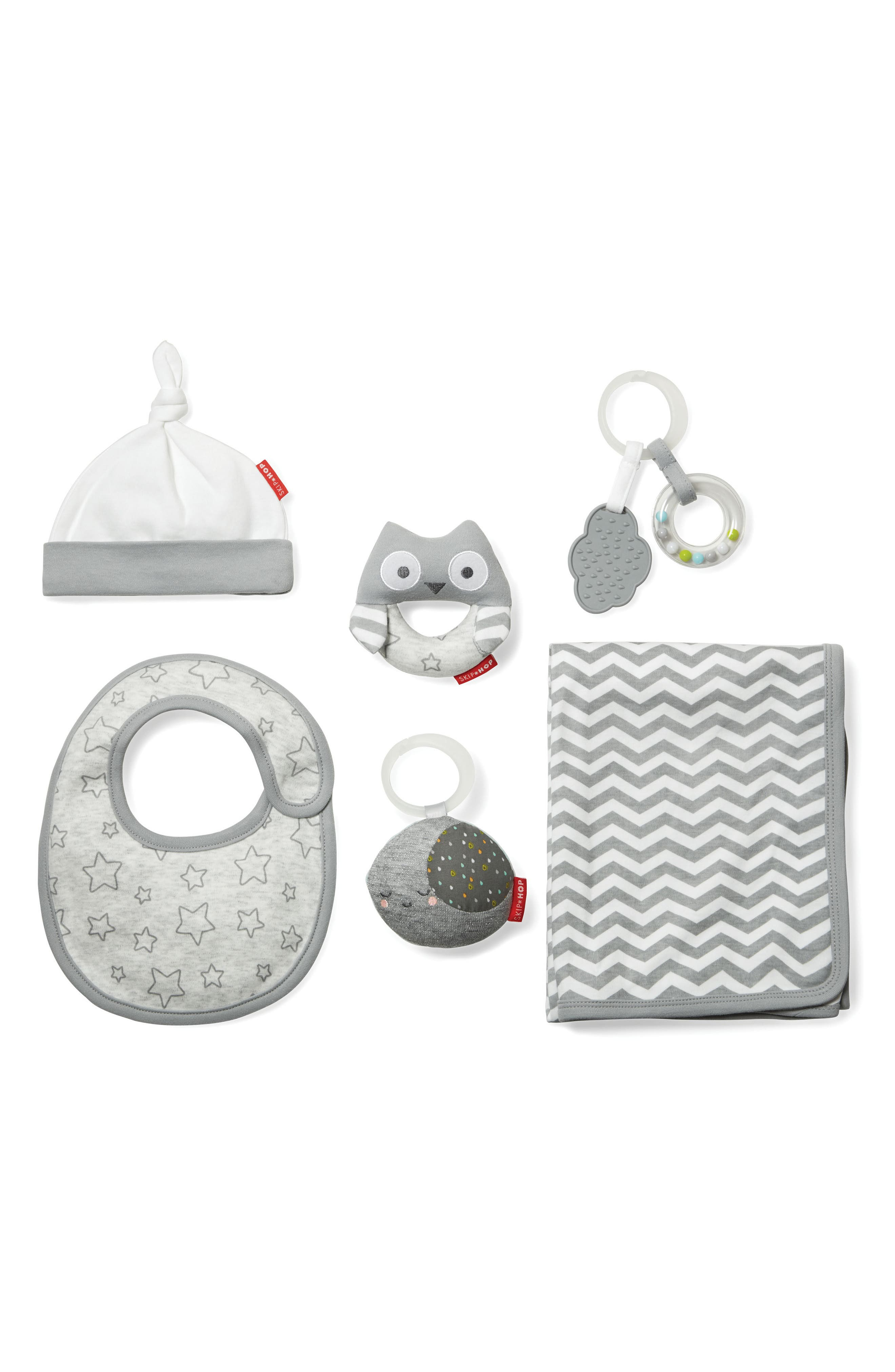 Main Image - Skip Hop 6-Piece Baby Bundle Set