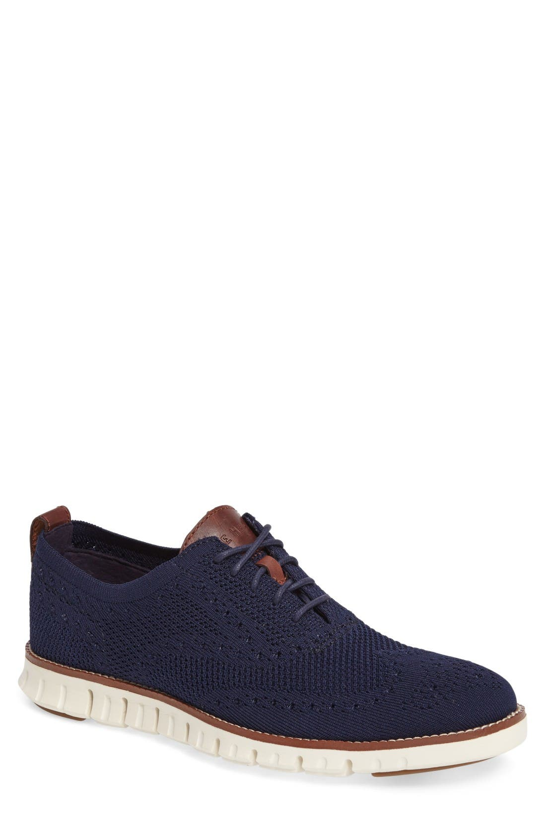 Cole Haan ZeroGrand Stitchlite Wingtip (Men)