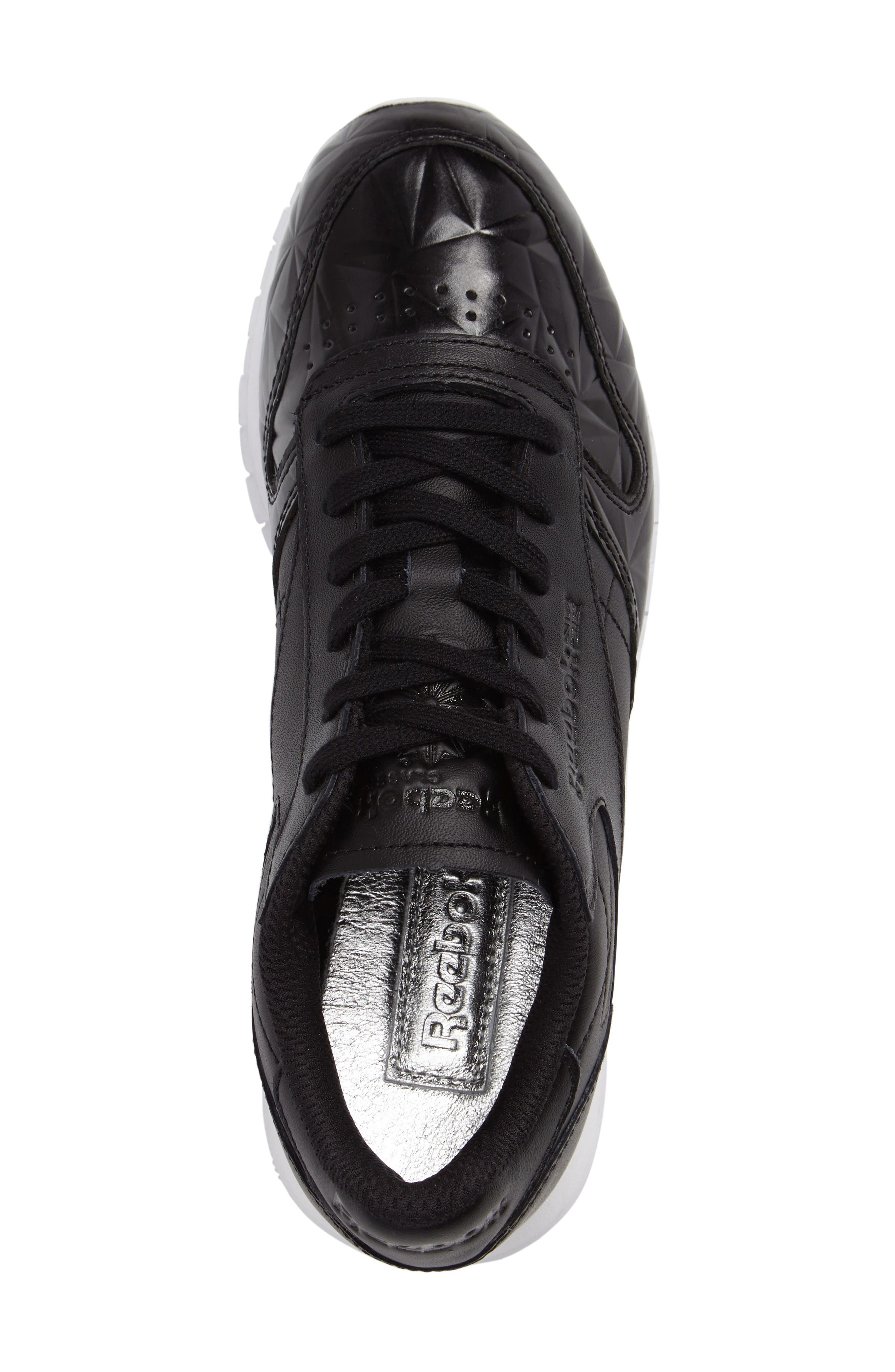 Alternate Image 3  - Reebok Classic Dynamic Chrome Sneaker (Women)