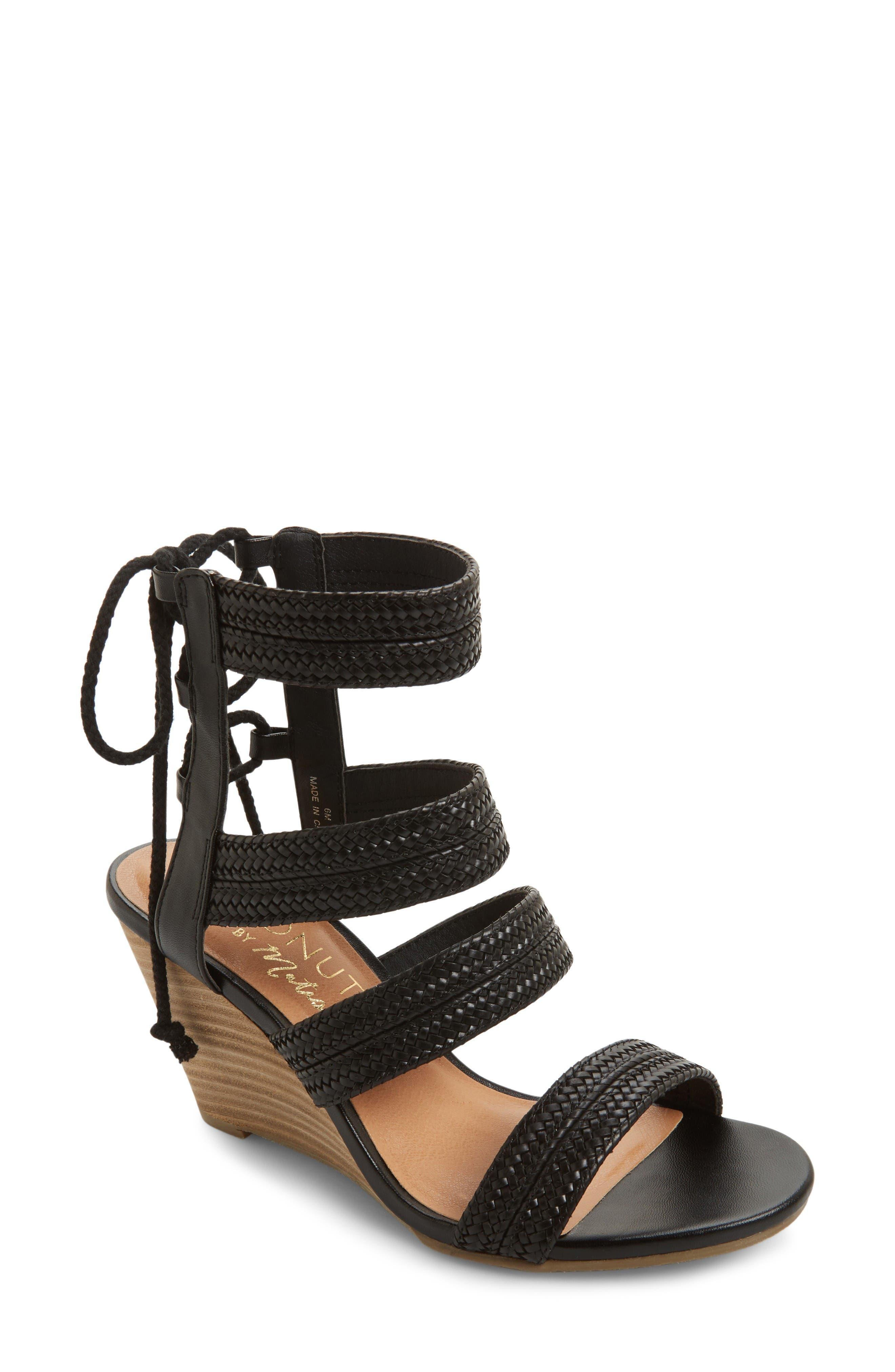 Alternate Image 1 Selected - Matisse Whimsy Wedge Sandal (Women)